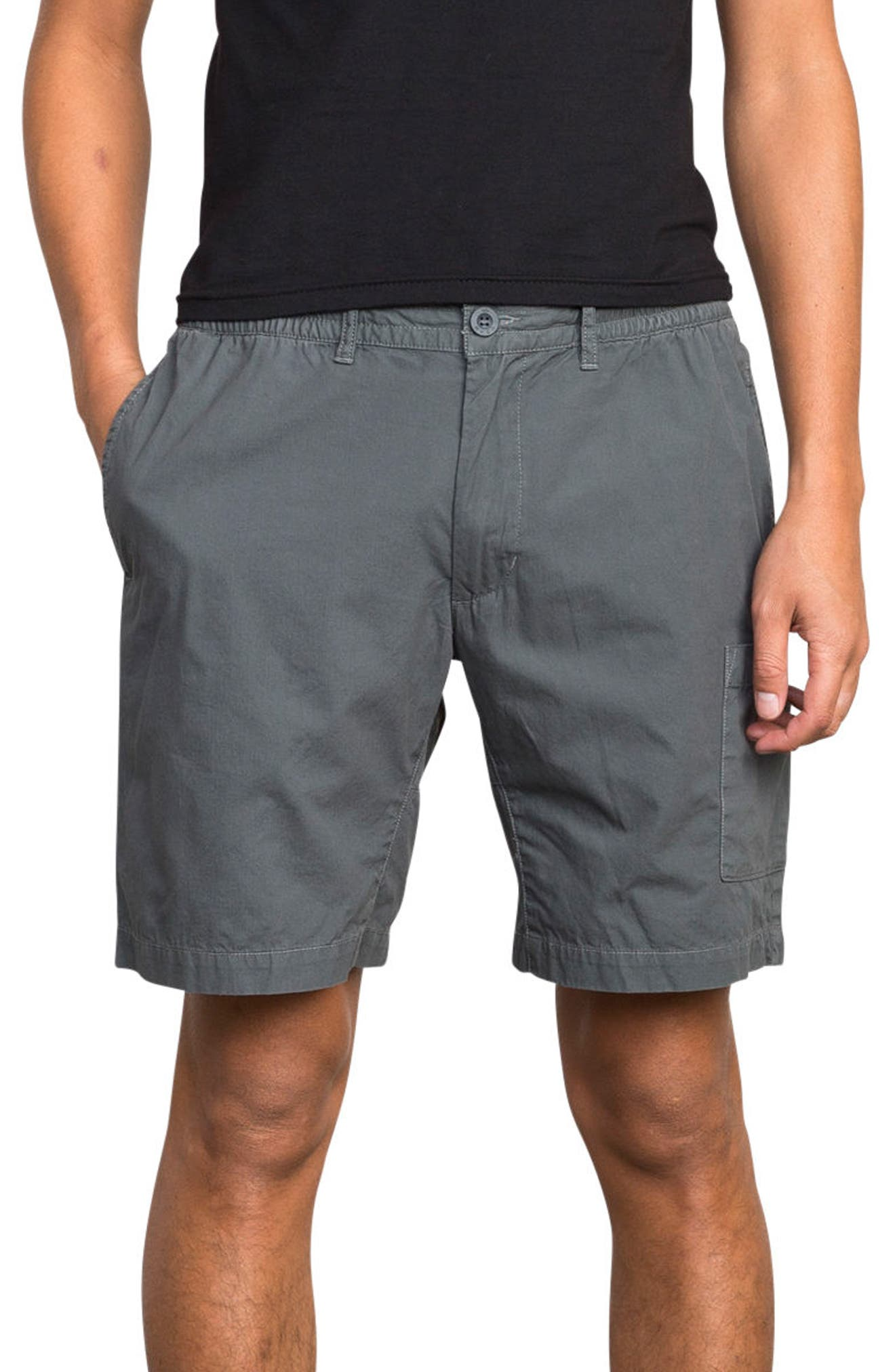 Current Wander Shorts,                         Main,                         color, Slate