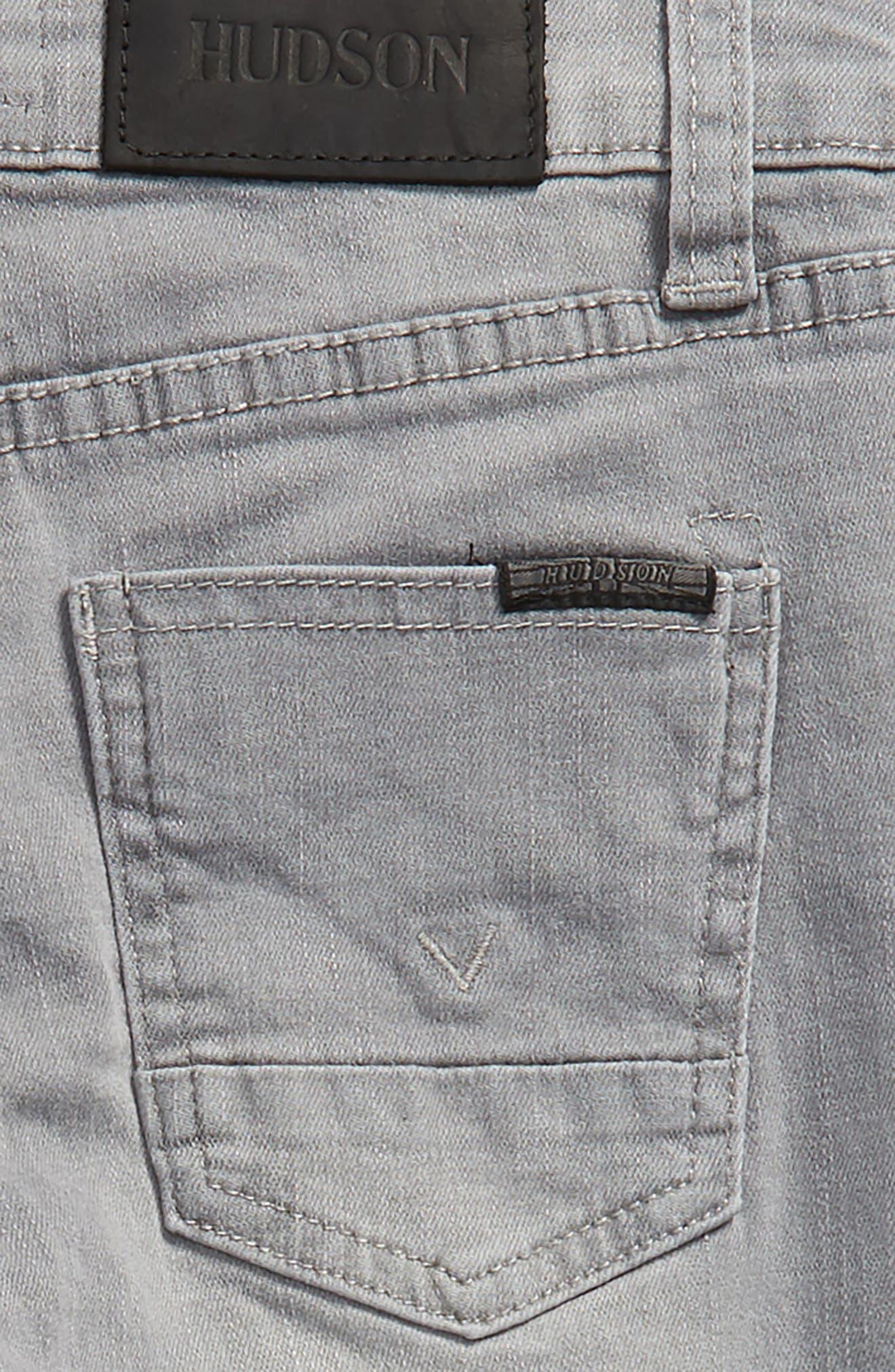 Jude Slim Fit Skinny Jeans,                             Alternate thumbnail 3, color,                             Ice Grey