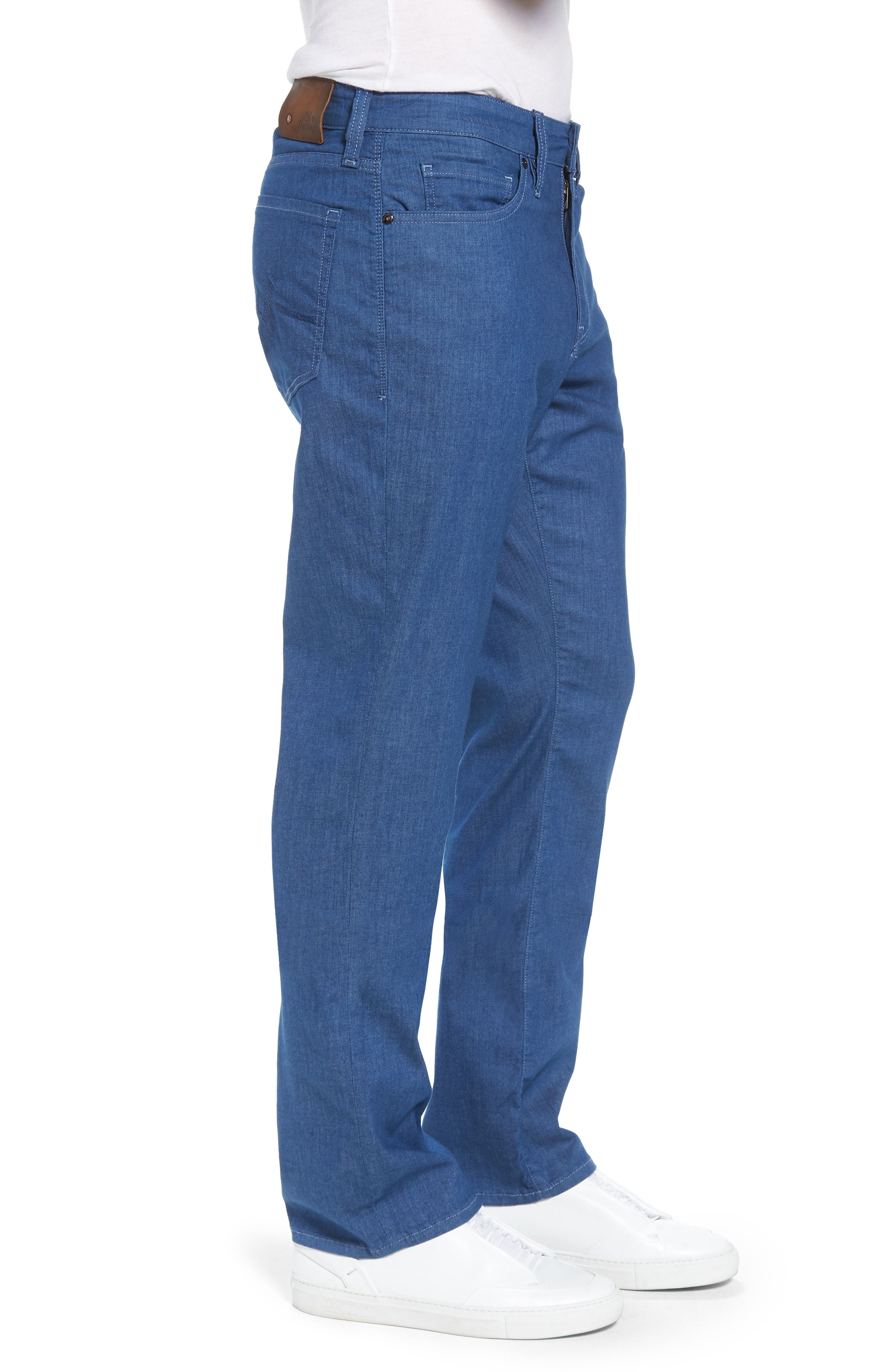 Alternate Image 3  - 34 Heritage Charisma Relaxed Fit Jeans (Mid Maui Denim)