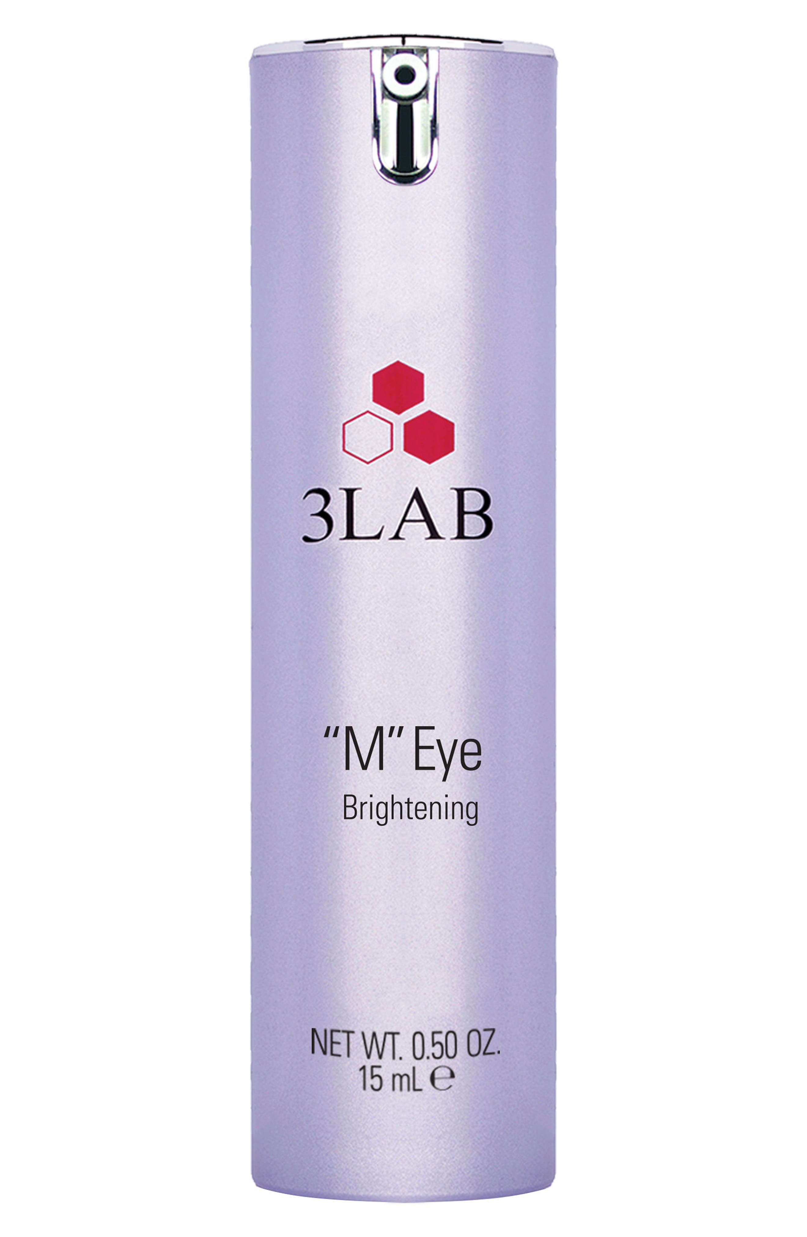 M Eye Brightening Eye Cream,                             Main thumbnail 1, color,                             No Color