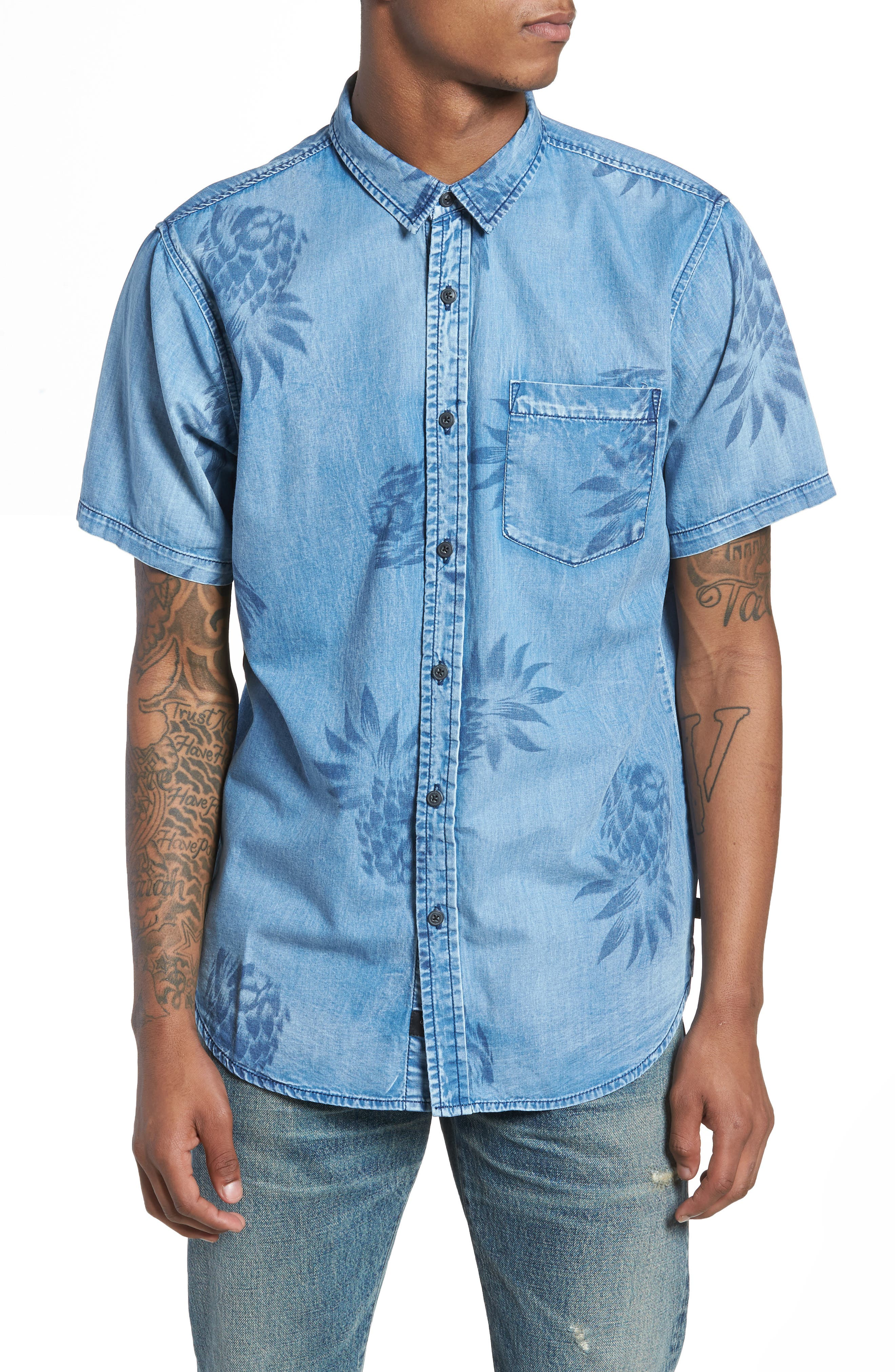 Globe Graves Short Sleeve Shirt