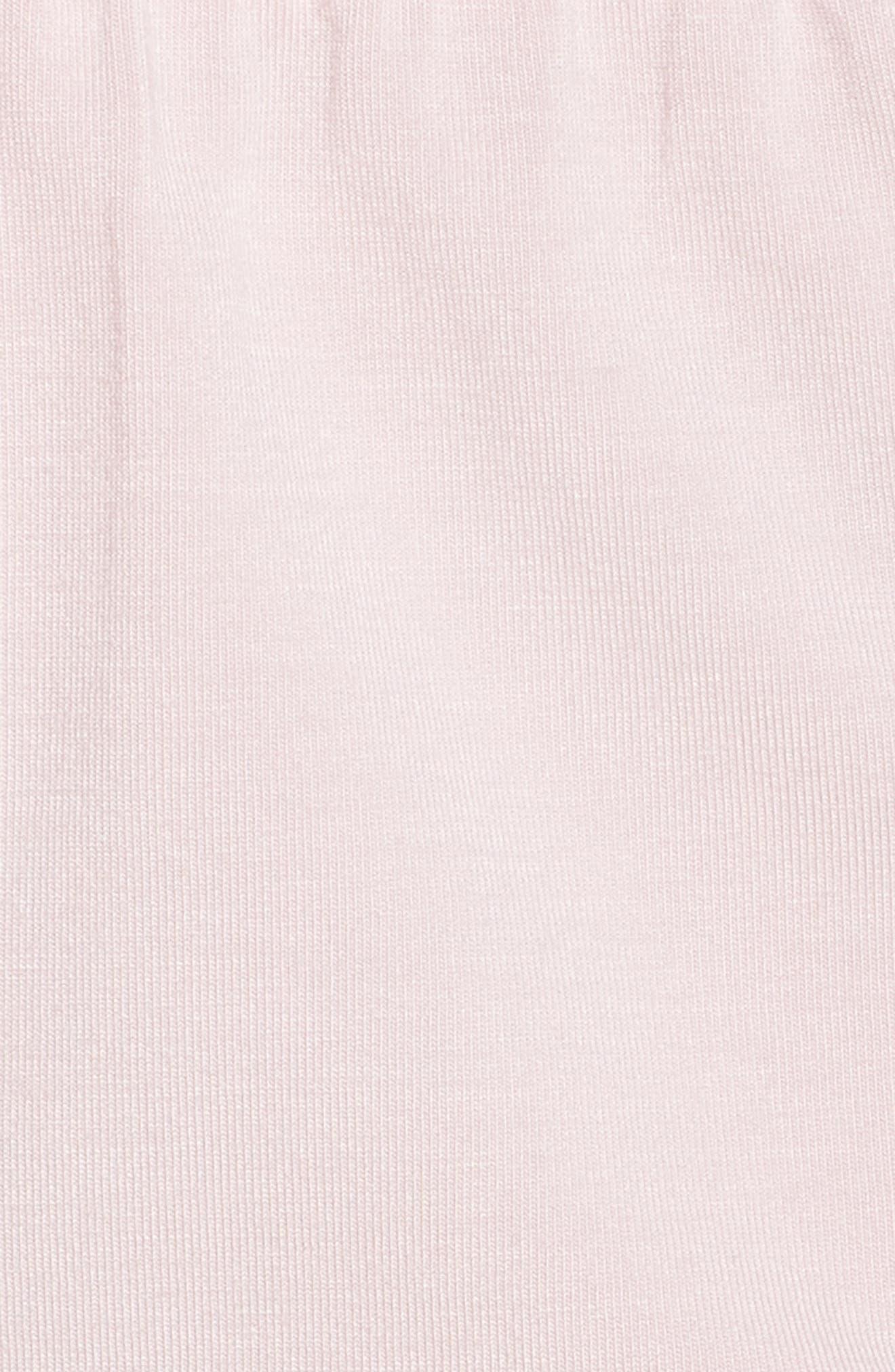 Pajama Shorts,                             Alternate thumbnail 7, color,                             Pink