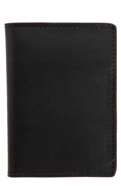 522966955fa Nordstrom Men s Shop Darien Leather Bifold Card Case