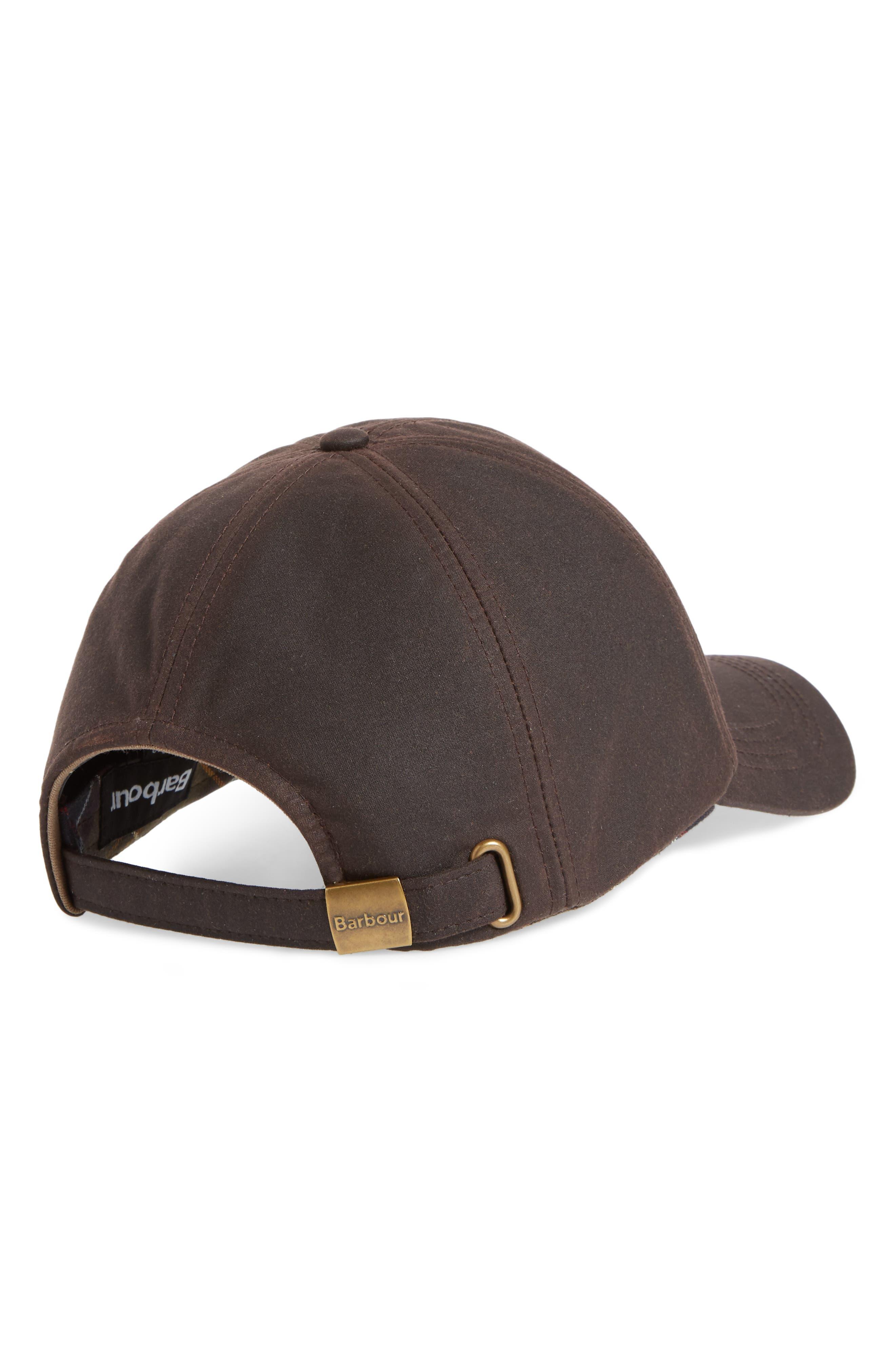 Prestbury Baseball Cap,                             Alternate thumbnail 2, color,                             Brown