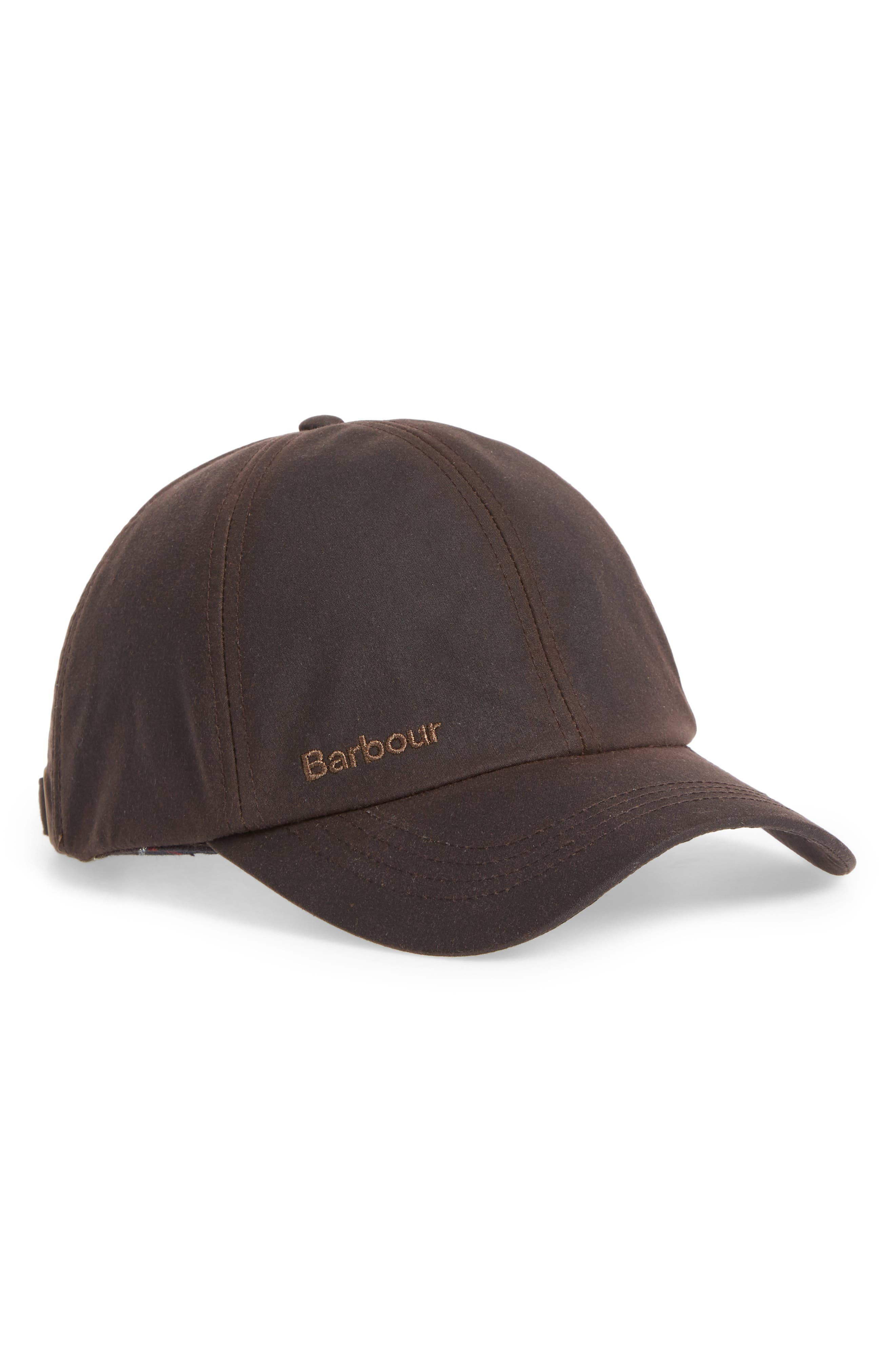 Prestbury Baseball Cap,                             Main thumbnail 1, color,                             Brown