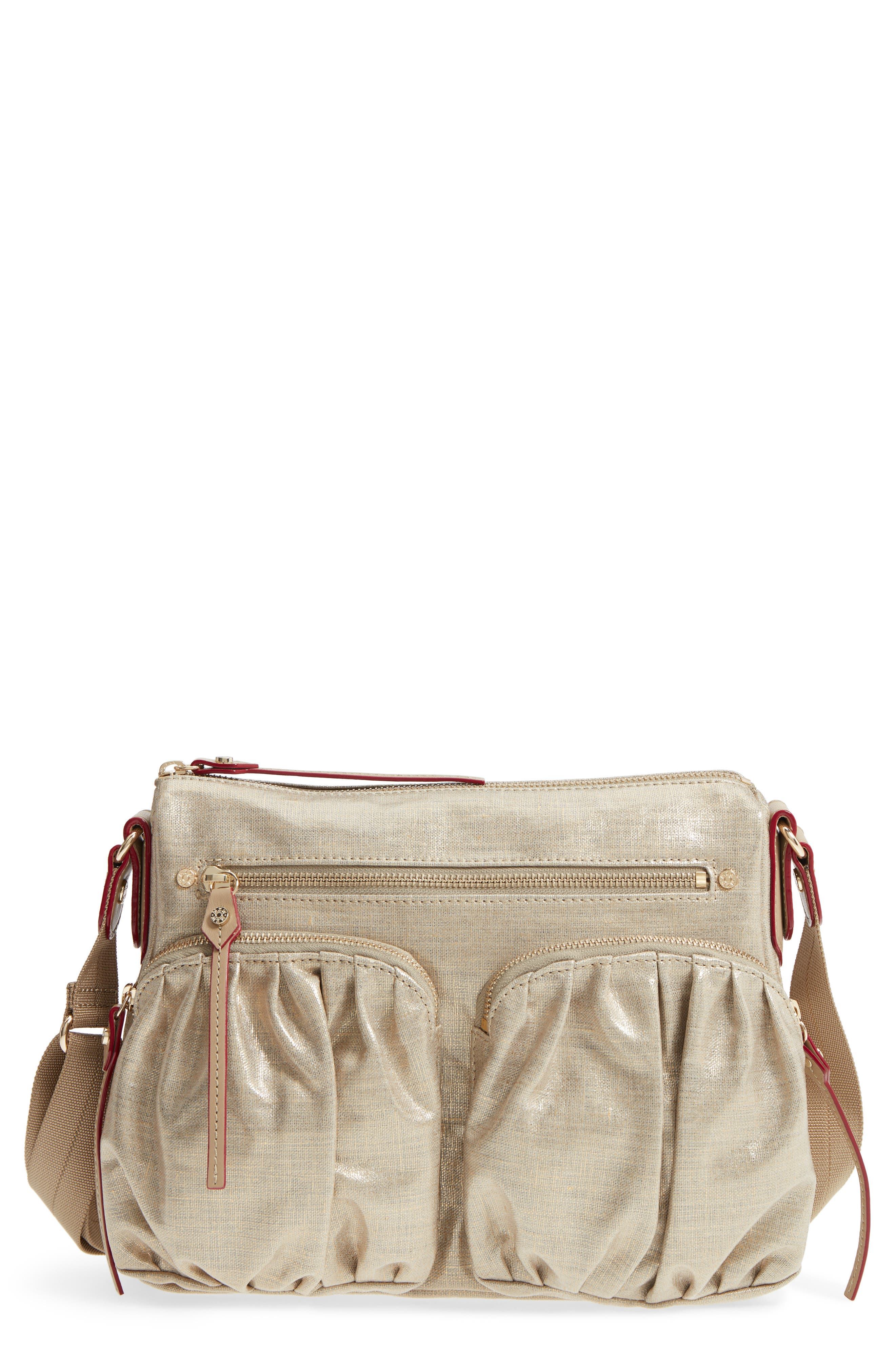 MZ Wallace Paige Shoulder Bag