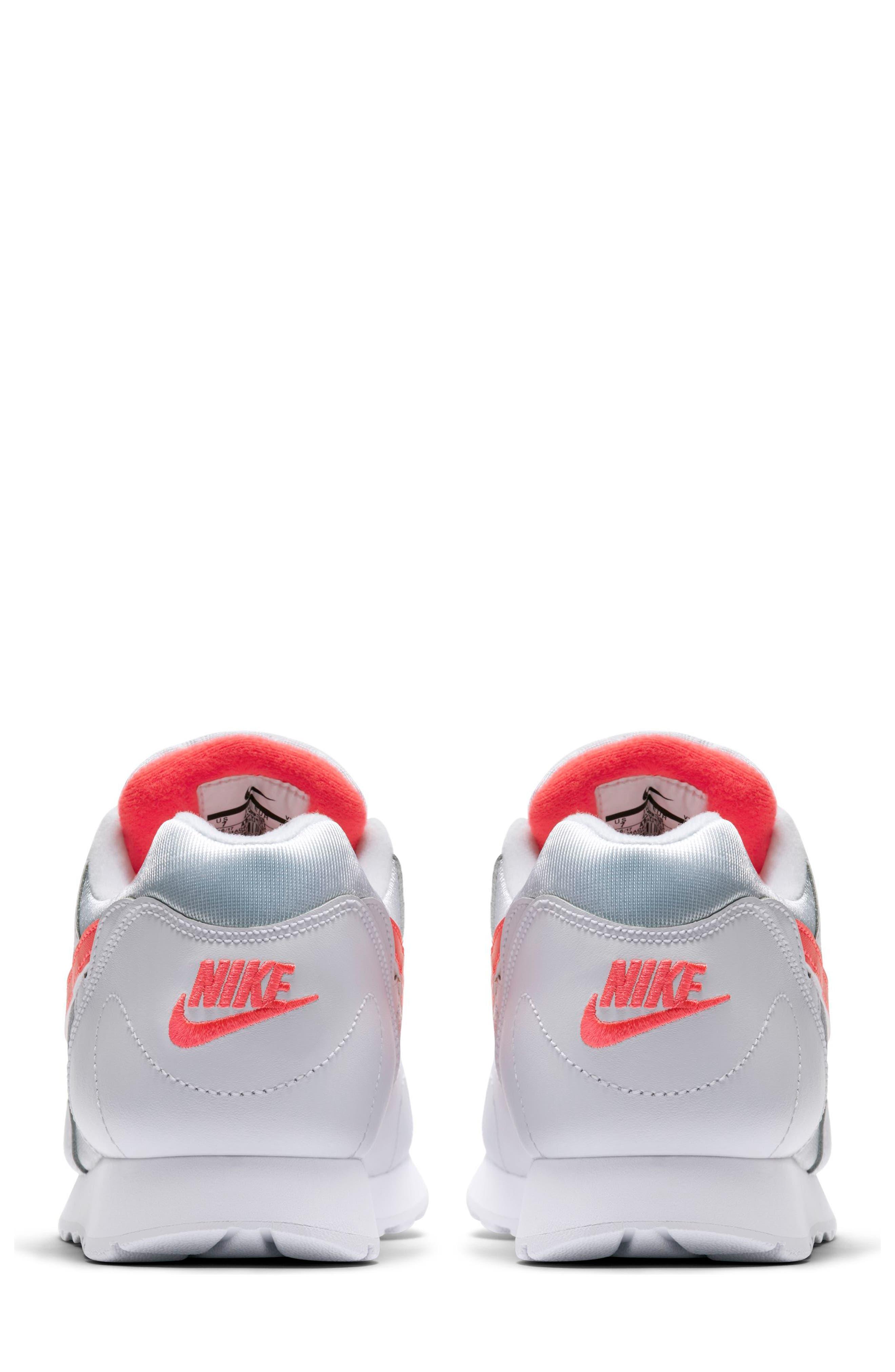 Outburst OG Sneaker,                             Alternate thumbnail 2, color,                             White/ Solar Red