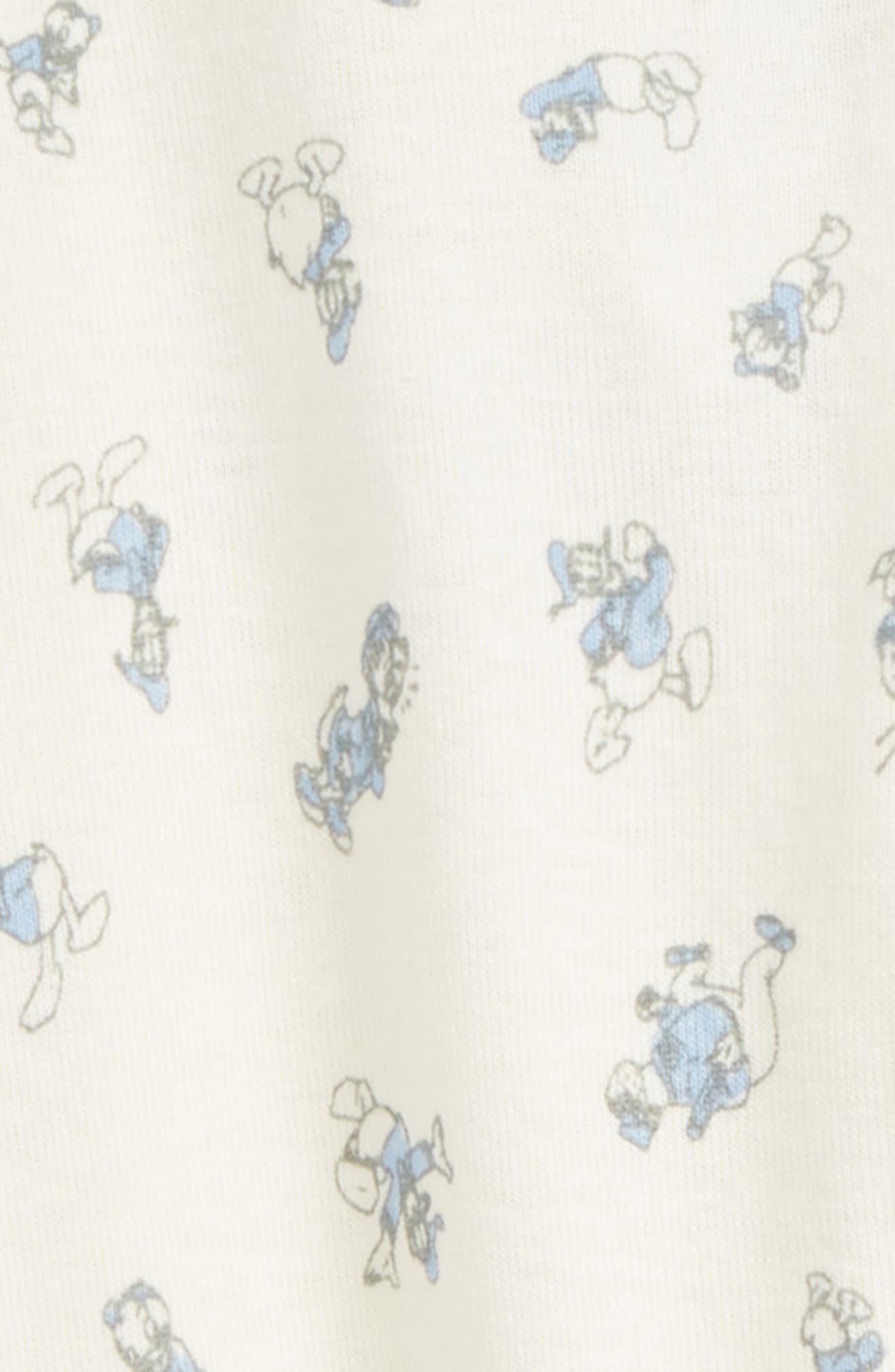 Disney Donald Duck Pants,                             Alternate thumbnail 2, color,                             Ivory