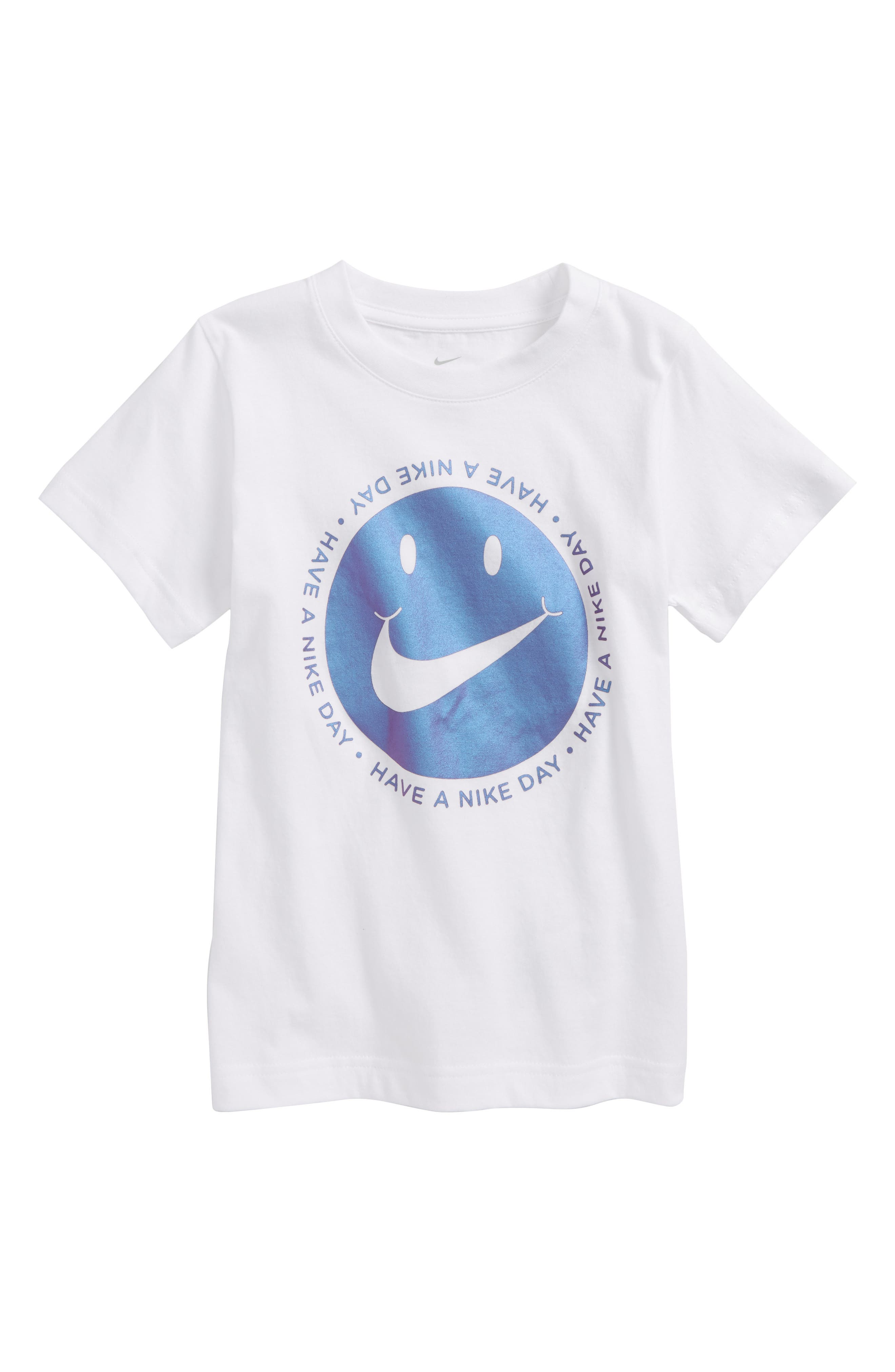 DNA T-Shirt,                         Main,                         color, White