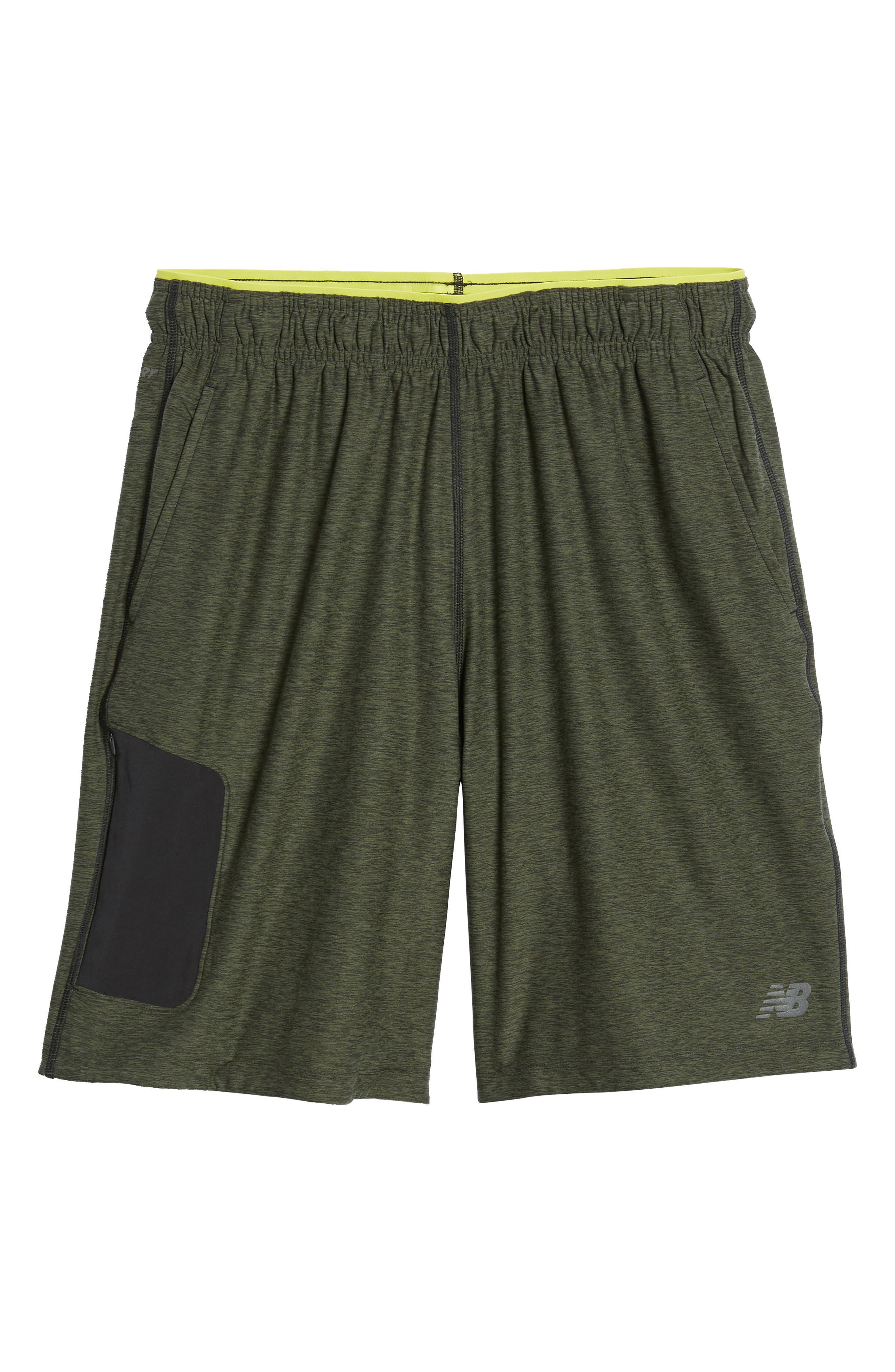 Anticipate Shorts,                             Alternate thumbnail 6, color,                             Dark Covert Green