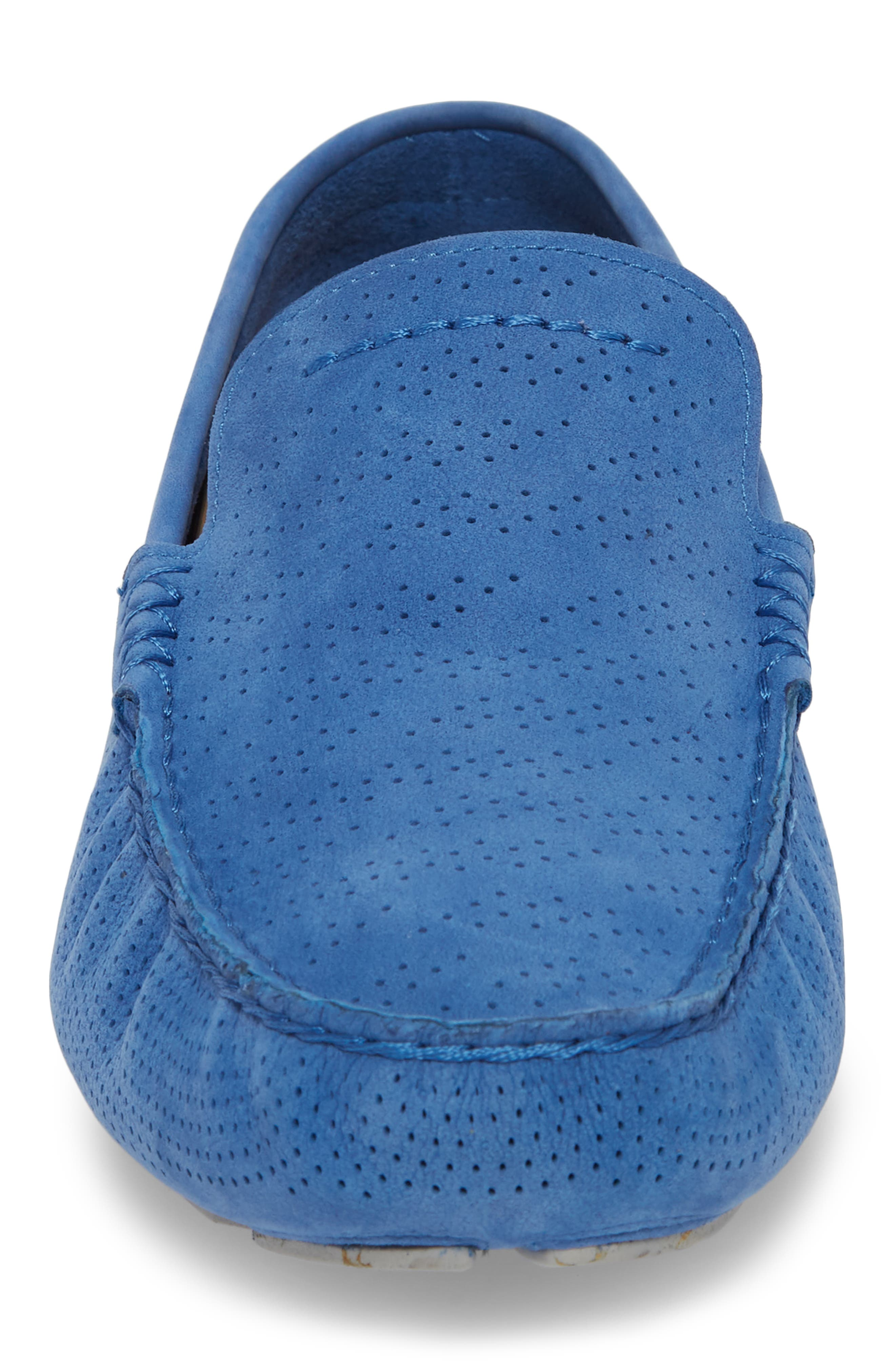 Alternate Image 4  - UGG® Henrick Twinsole® Driving Shoe (Men)