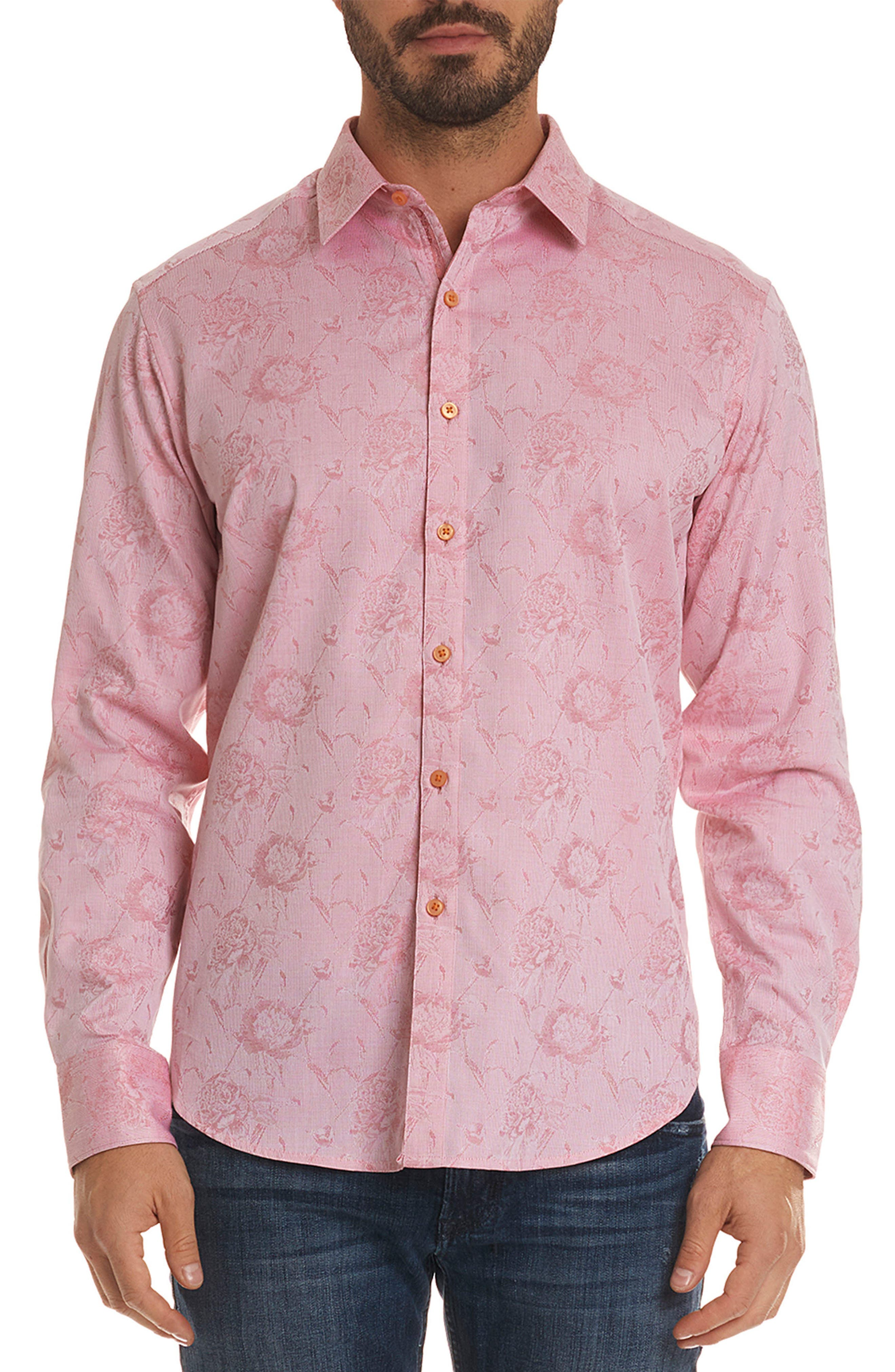 Robert Graham Gilberts Classic Fit Sport Shirt