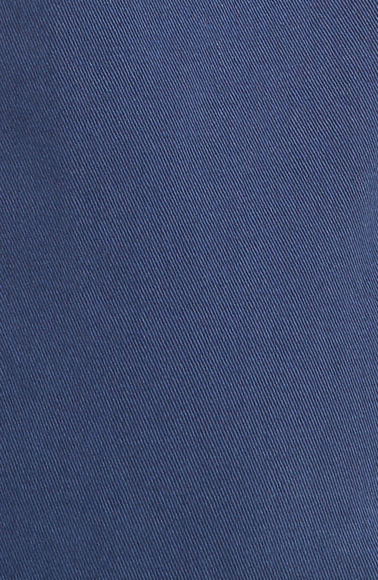 Jeans Co. Regent Relaxed Straight Leg Jeans,                             Alternate thumbnail 5, color,                             Blue Twilight