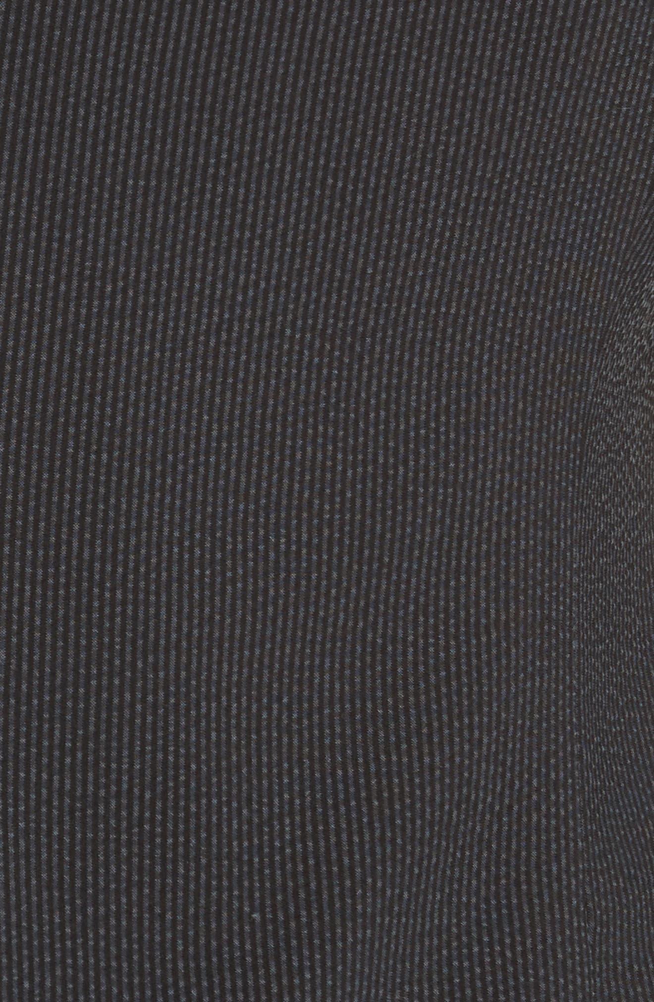 M Line Trim Fit Stretch Seersucker Wool Blend Suit,                             Alternate thumbnail 7, color,                             Grey