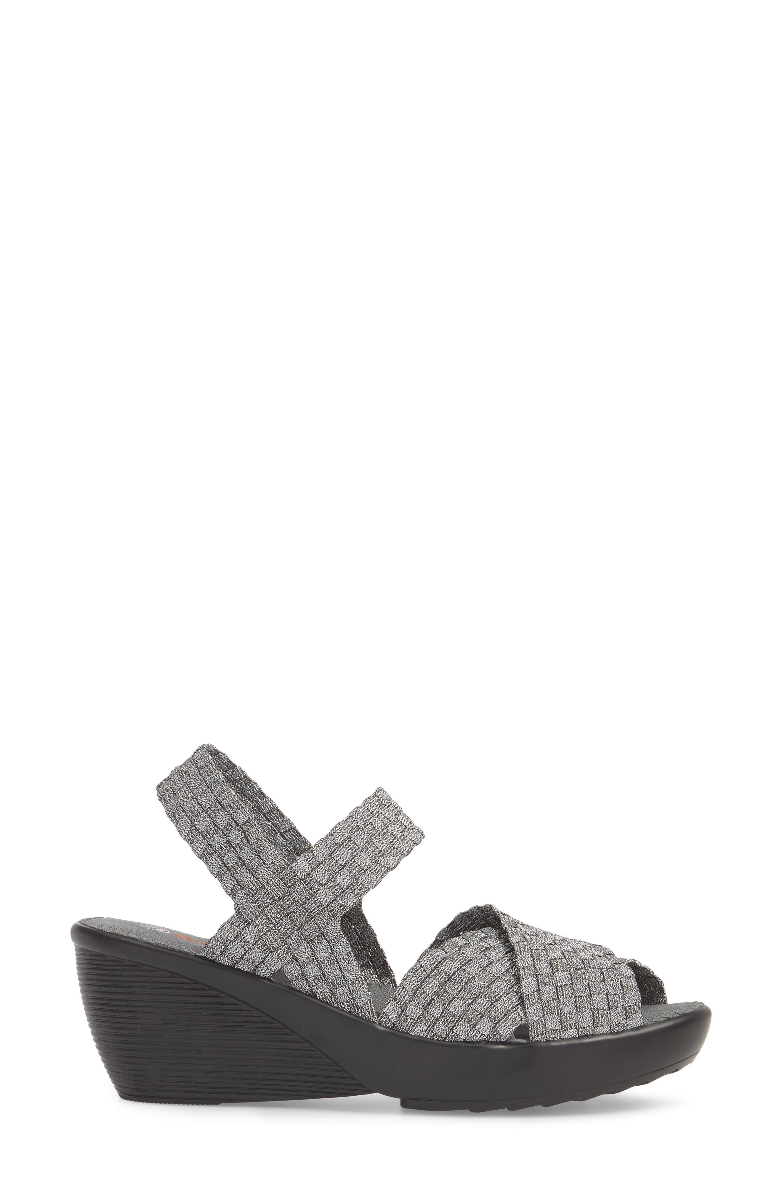Alternate Image 3  - bernie mev. Fresh Buttercup Sandal (Women)