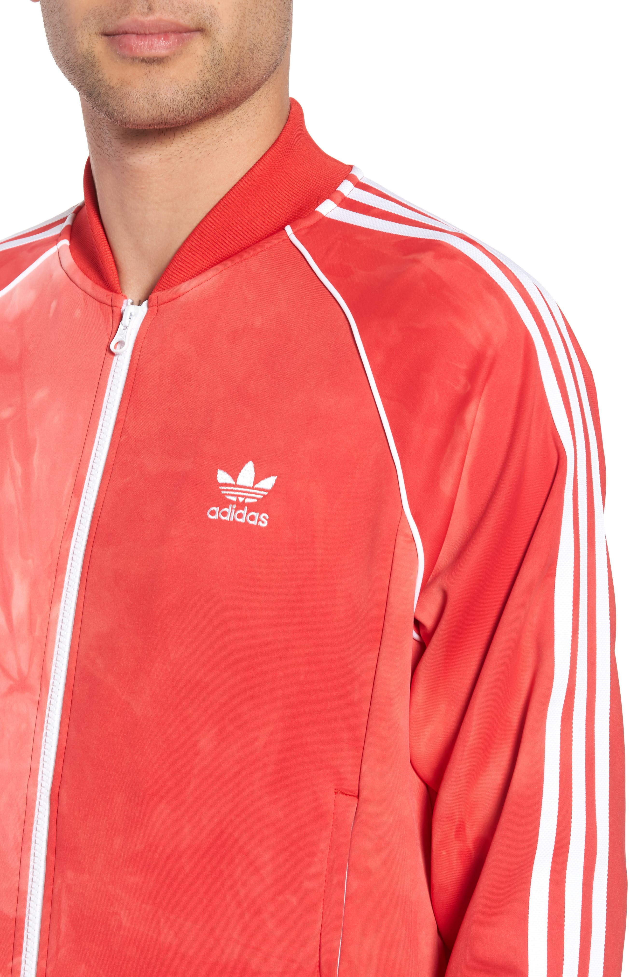 Alternate Image 4  - adidas Originals Hu Holi Track Jacket