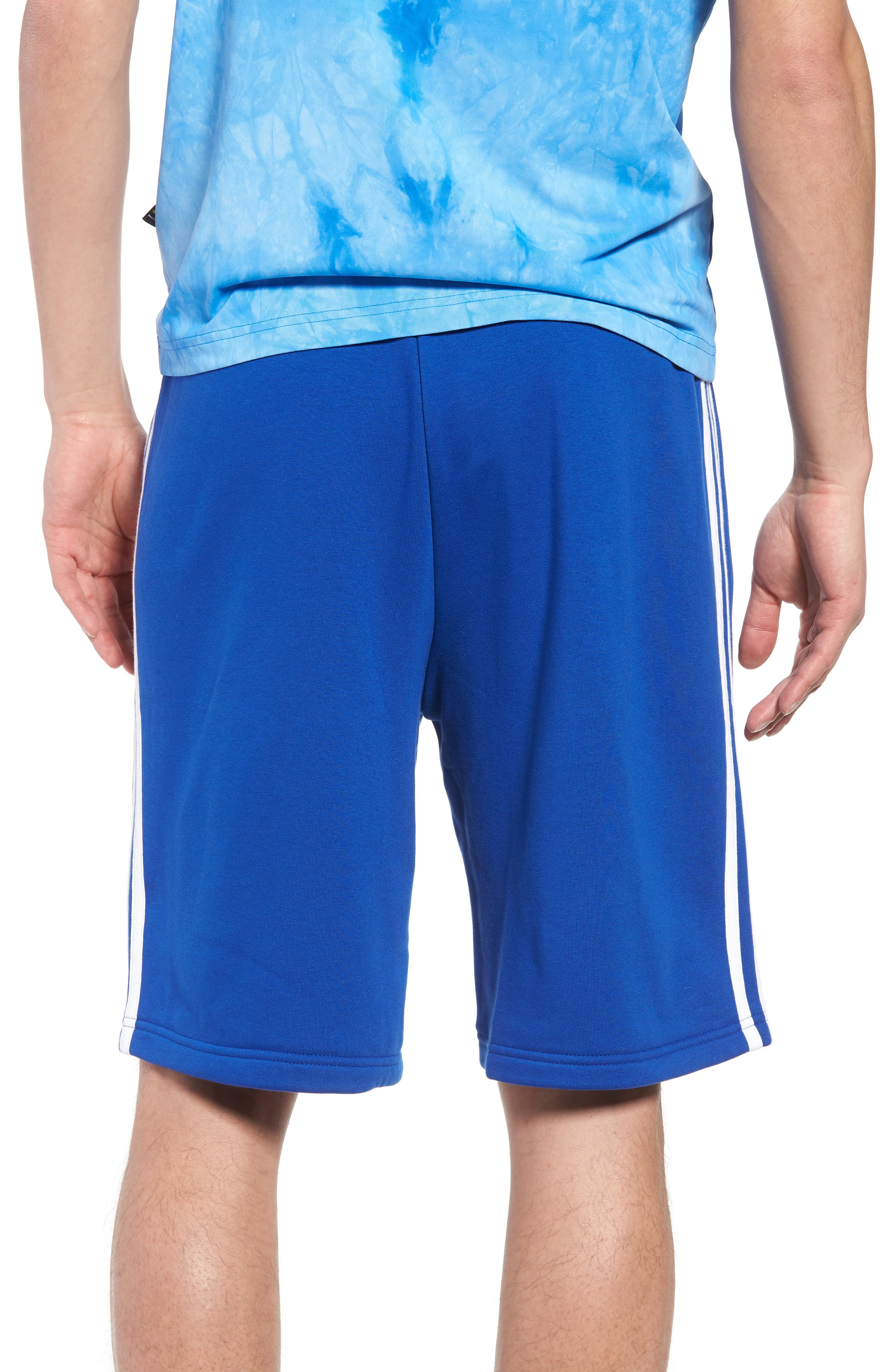 Alternate Image 2  - adidas Originals 3-Stripes Shorts