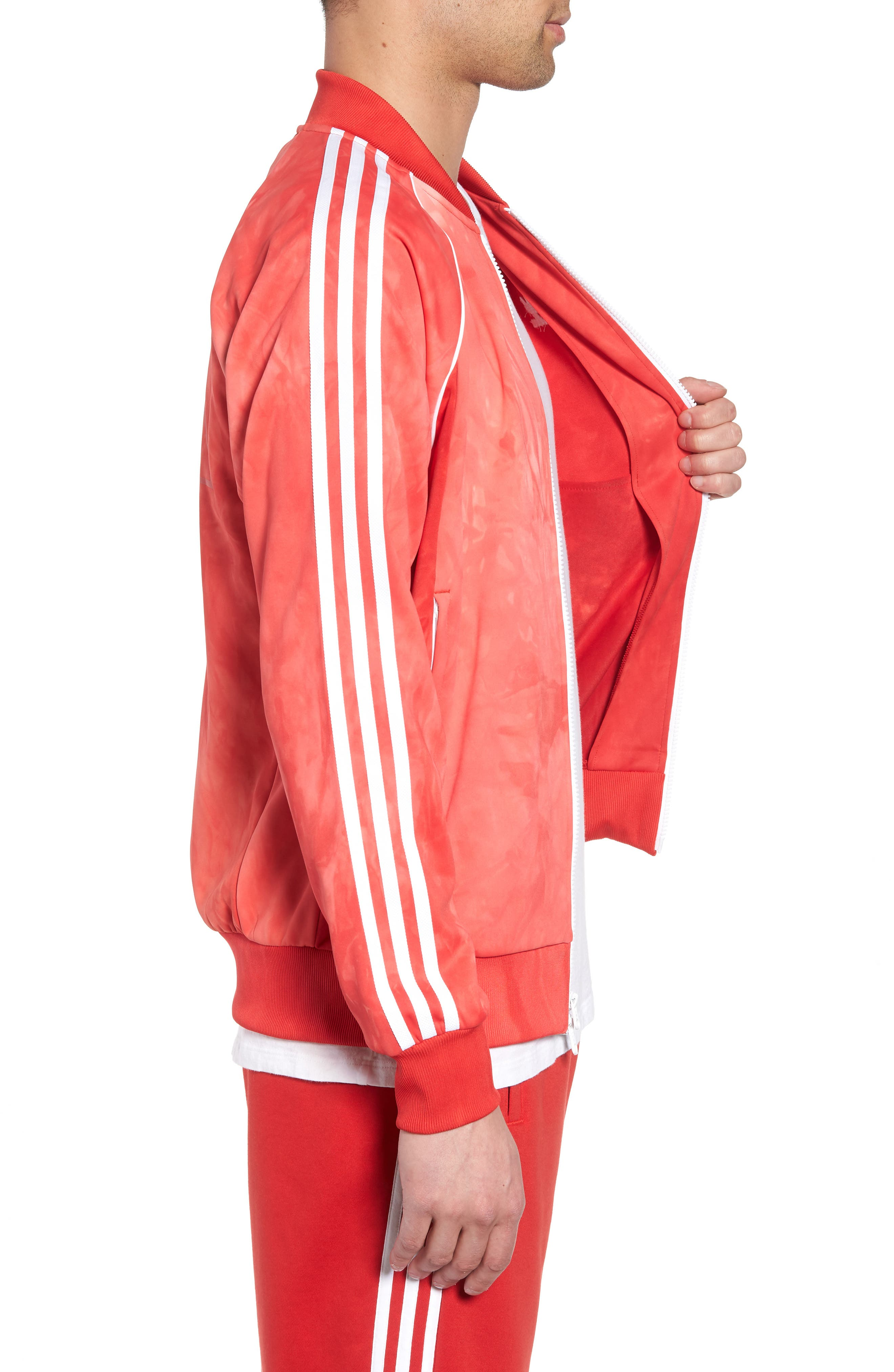 Alternate Image 3  - adidas Originals Hu Holi Track Jacket