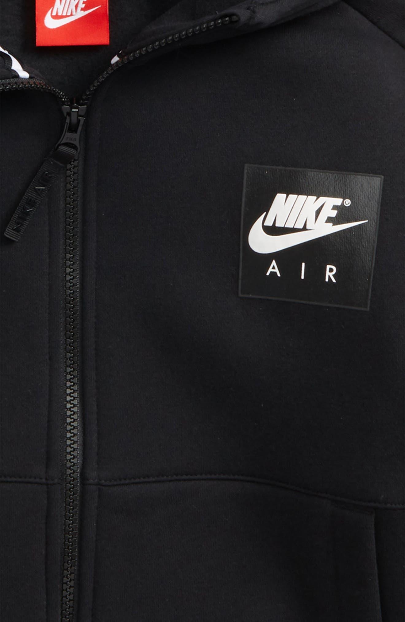 Alternate Image 2  - Nike Air Hoodie (Little Boys & Big Boys)