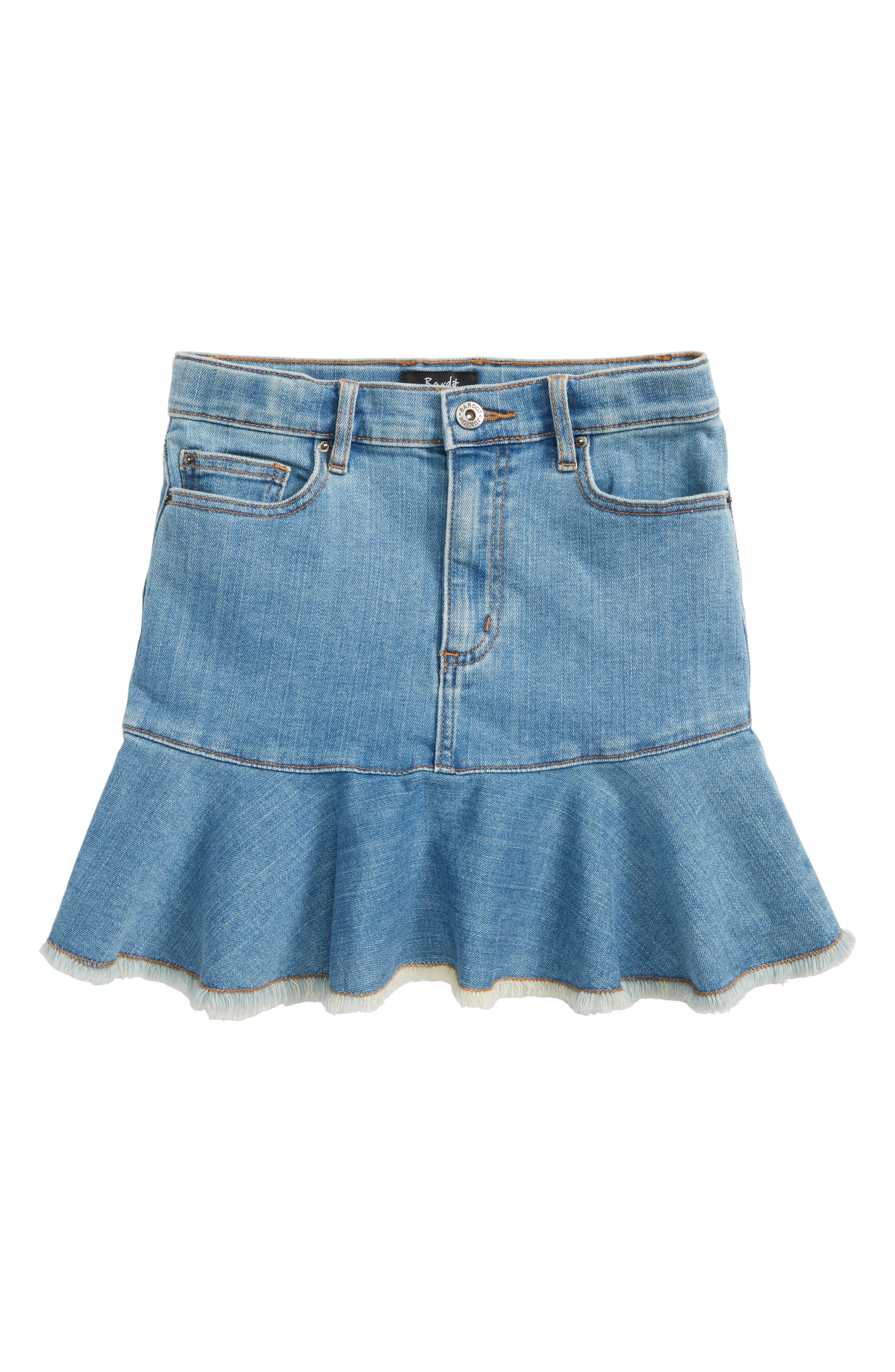 Bardot Junior Mia Denim Skirt (Big Girls)