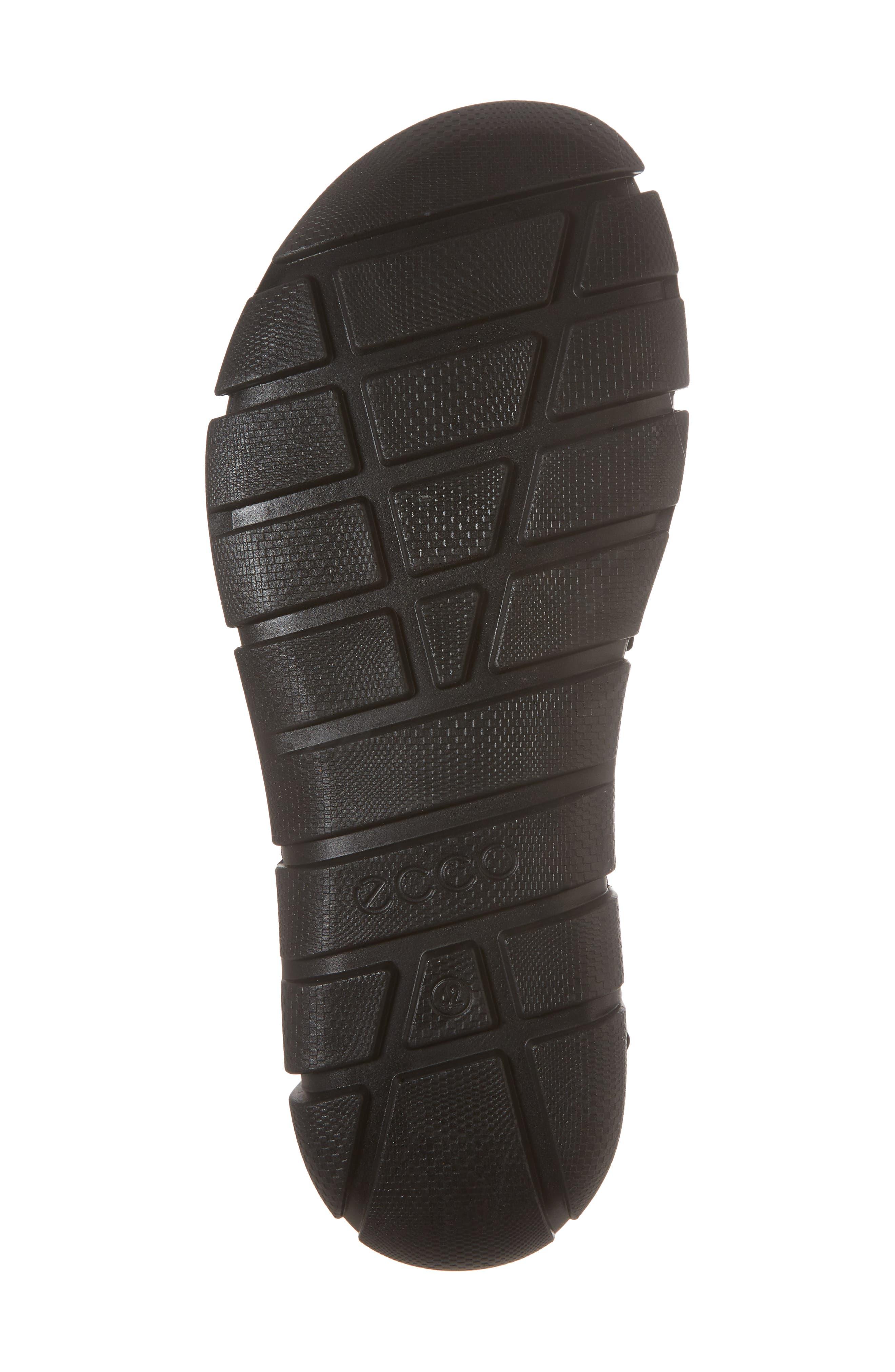 Intrinsic 2 Sandal,                             Alternate thumbnail 6, color,                             Black Leather