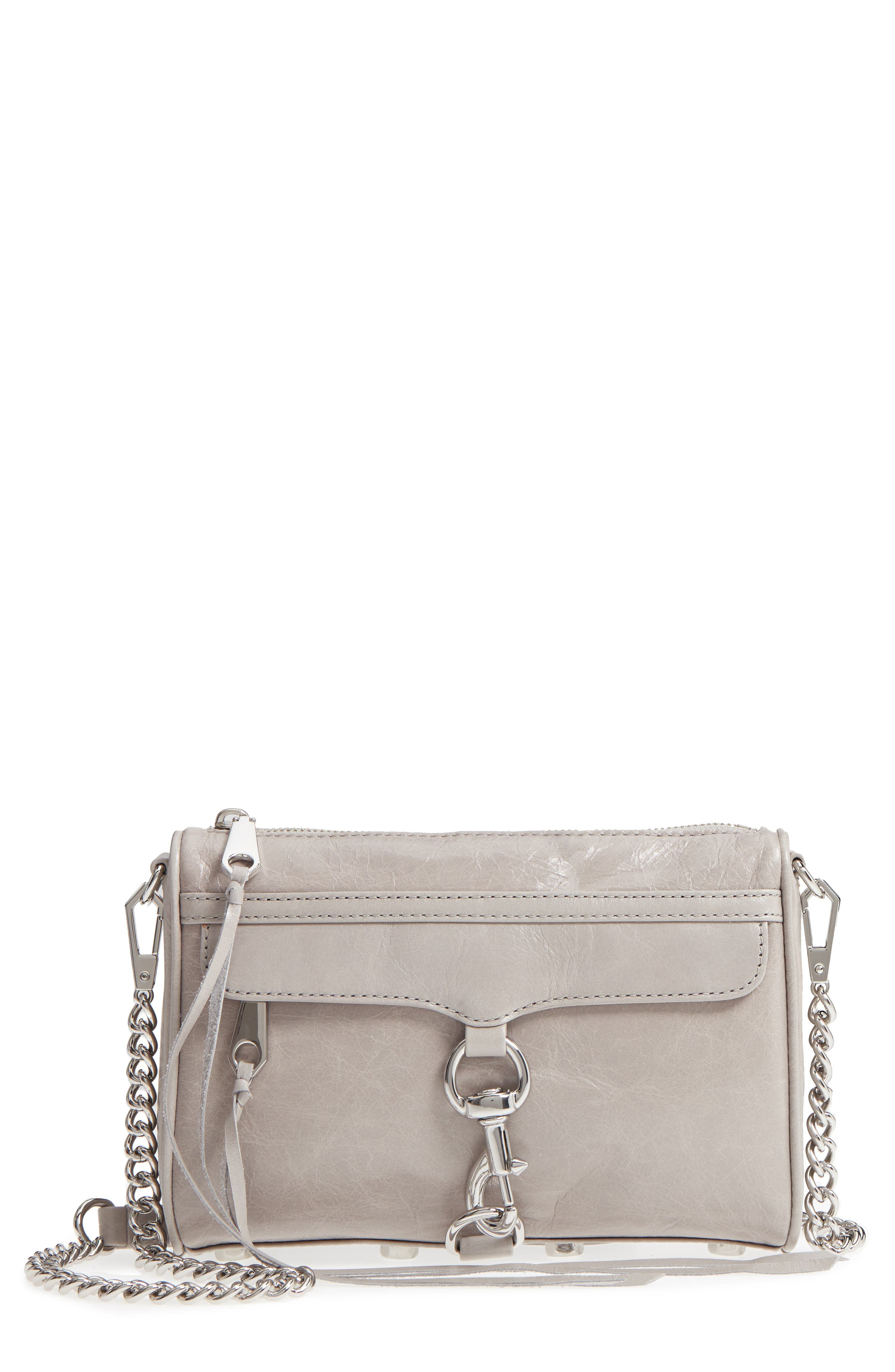 c8b0d3e3f996 Rebecca Minkoff Mini Mac Convertible Crossbody Handbag - Best Model ...