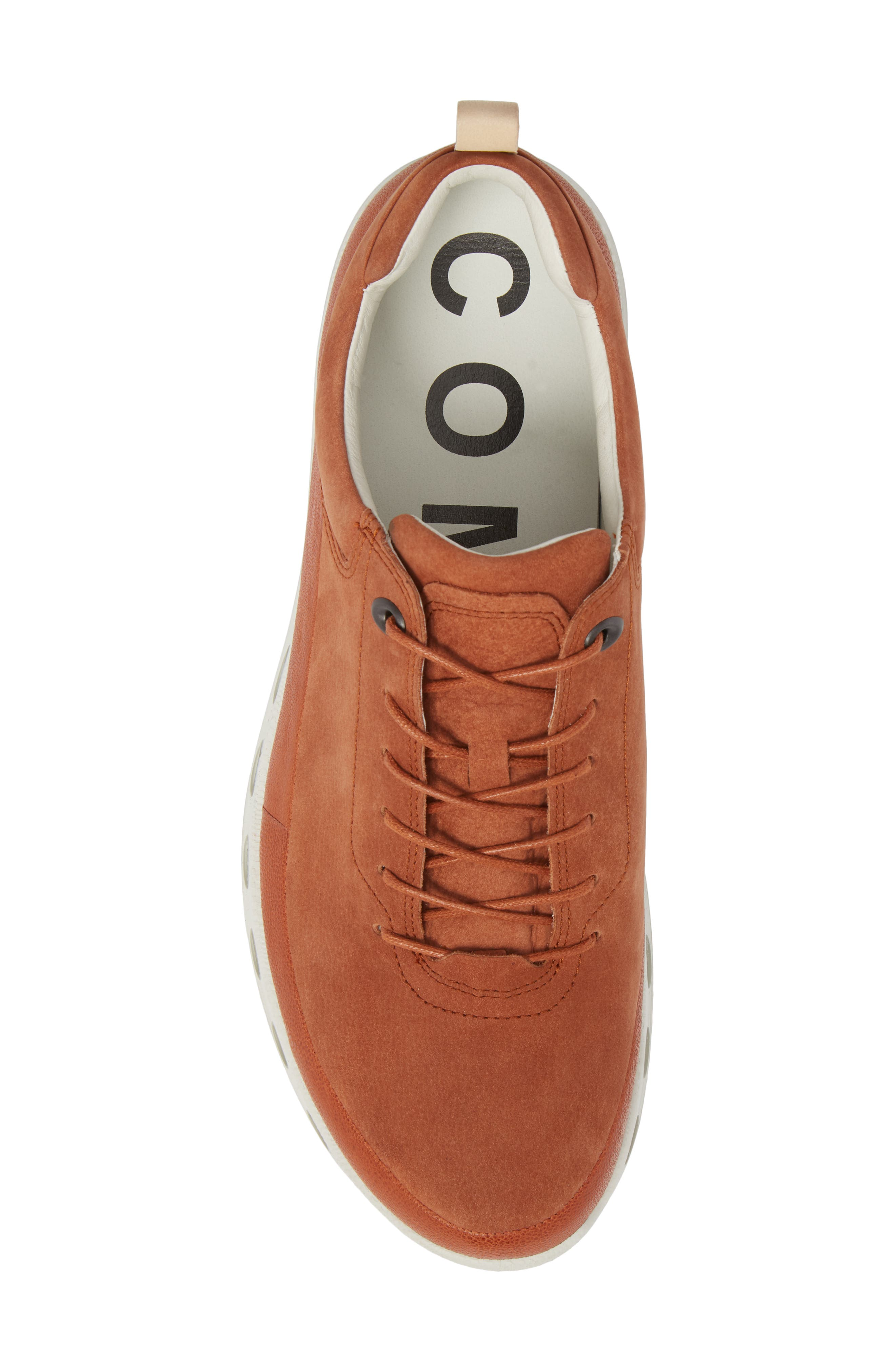 Cool 2.0 Gore-Tex<sup>®</sup> Sneaker,                             Alternate thumbnail 5, color,                             Brandy Leather