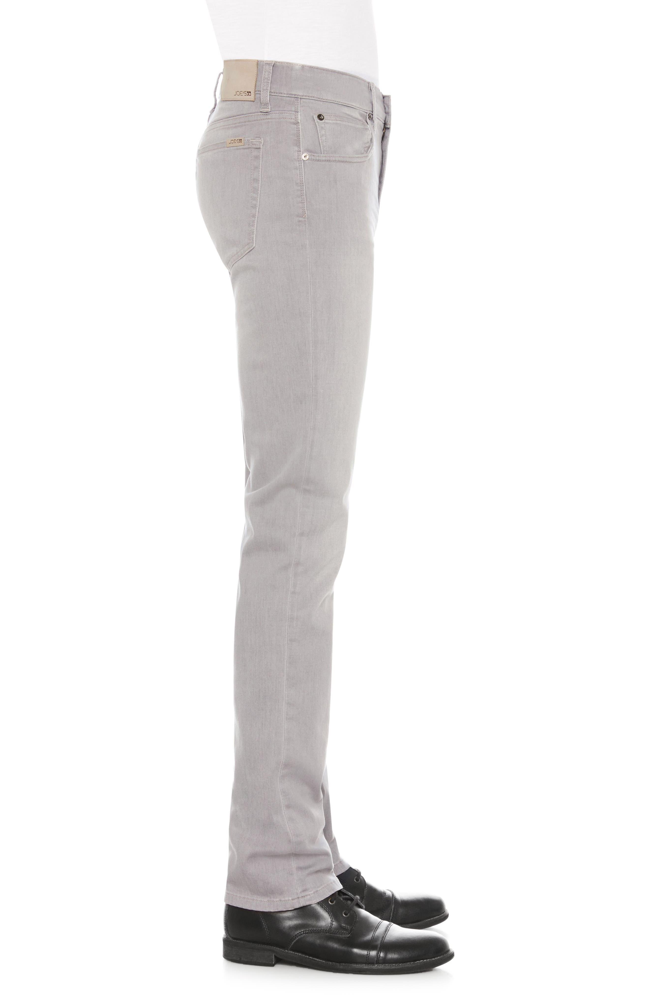 Brixton Slim Straight Fit Jeans,                             Alternate thumbnail 3, color,                             Steve