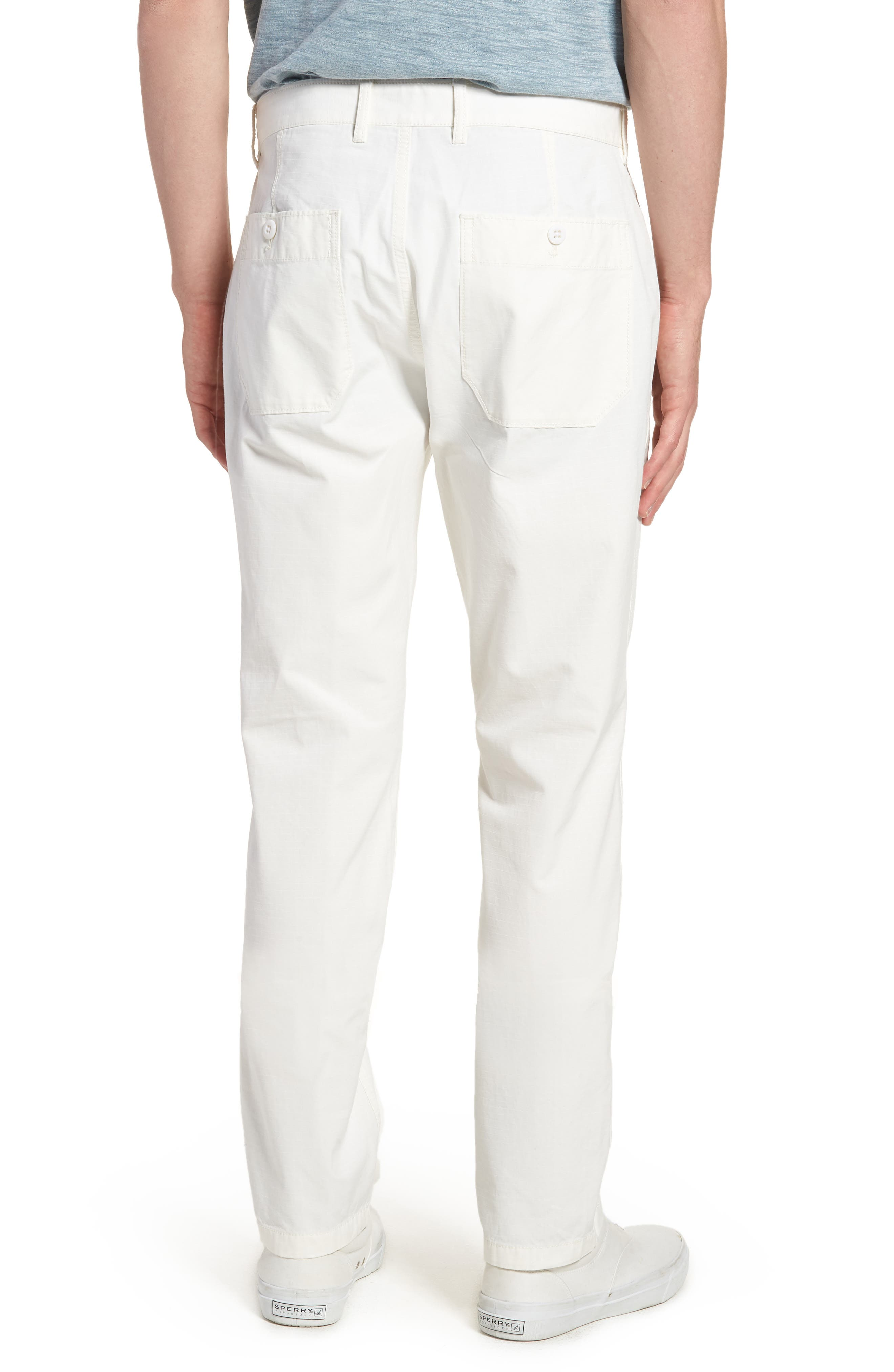 770 Straight Fit Ripstop Camp Pants,                             Alternate thumbnail 2, color,                             Marine Salt