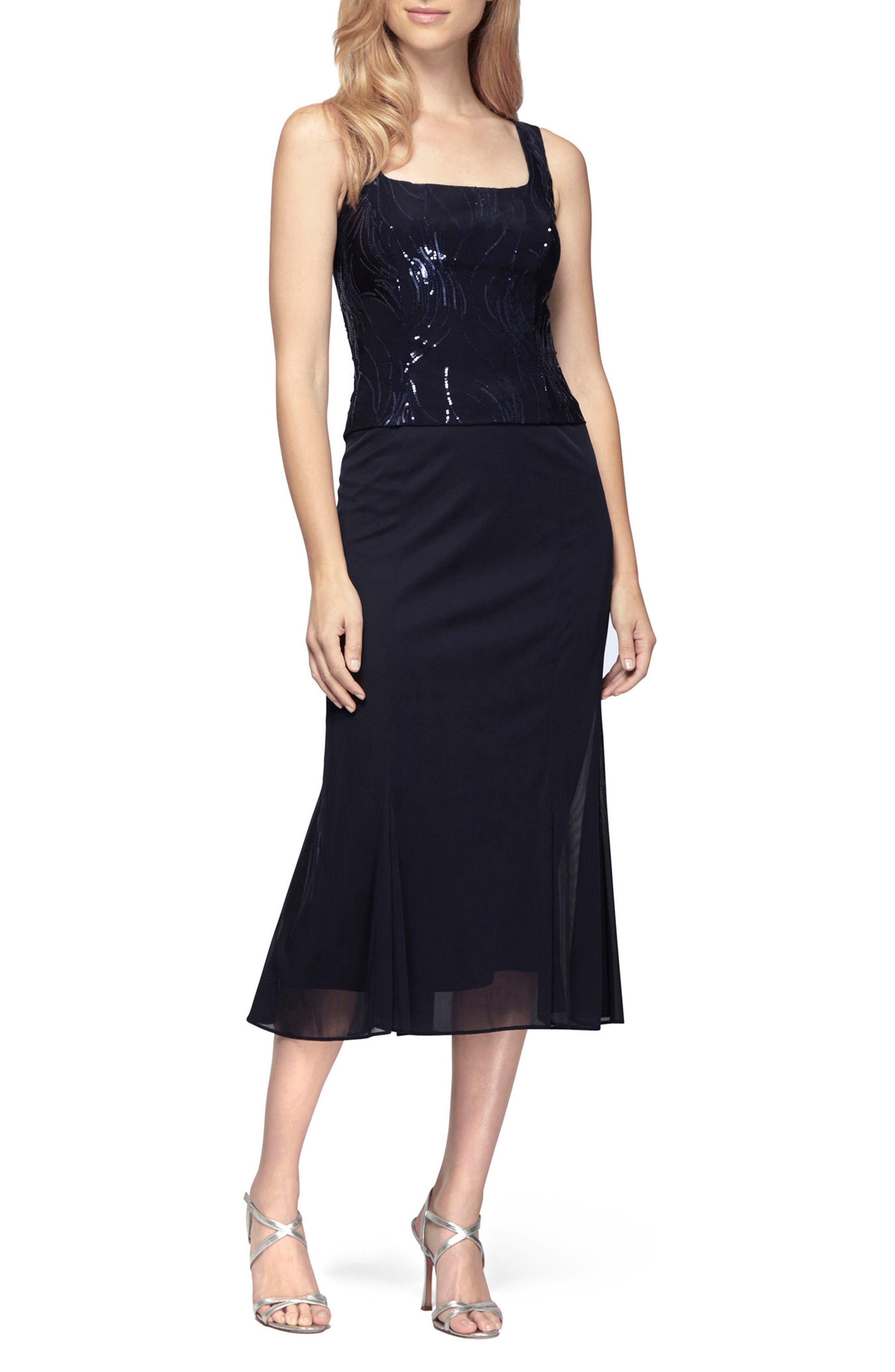 Midi Cocktail Dresses Evening