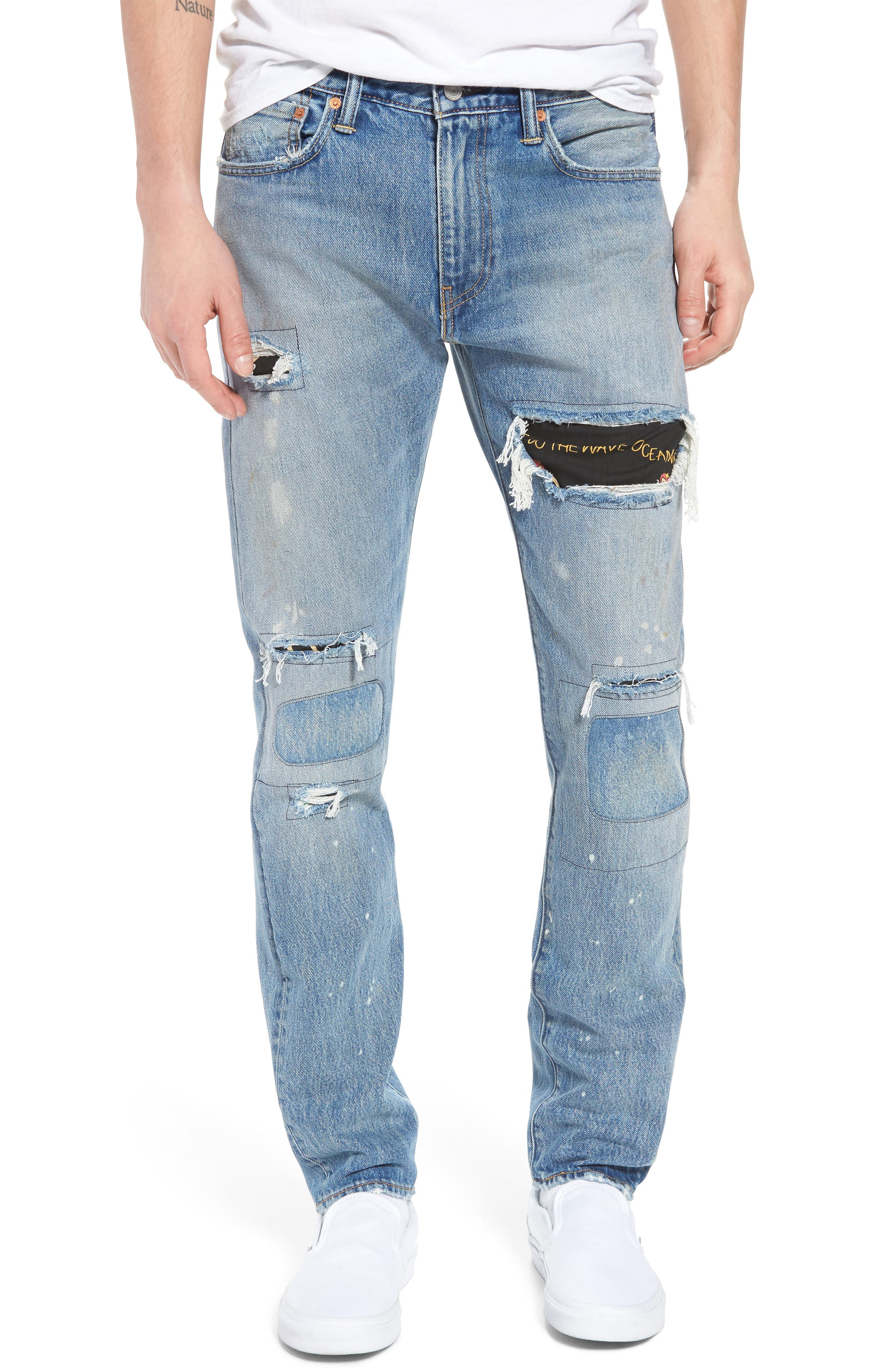 Levi's® 512™ Slim Tapered Jeans (Hula Time)