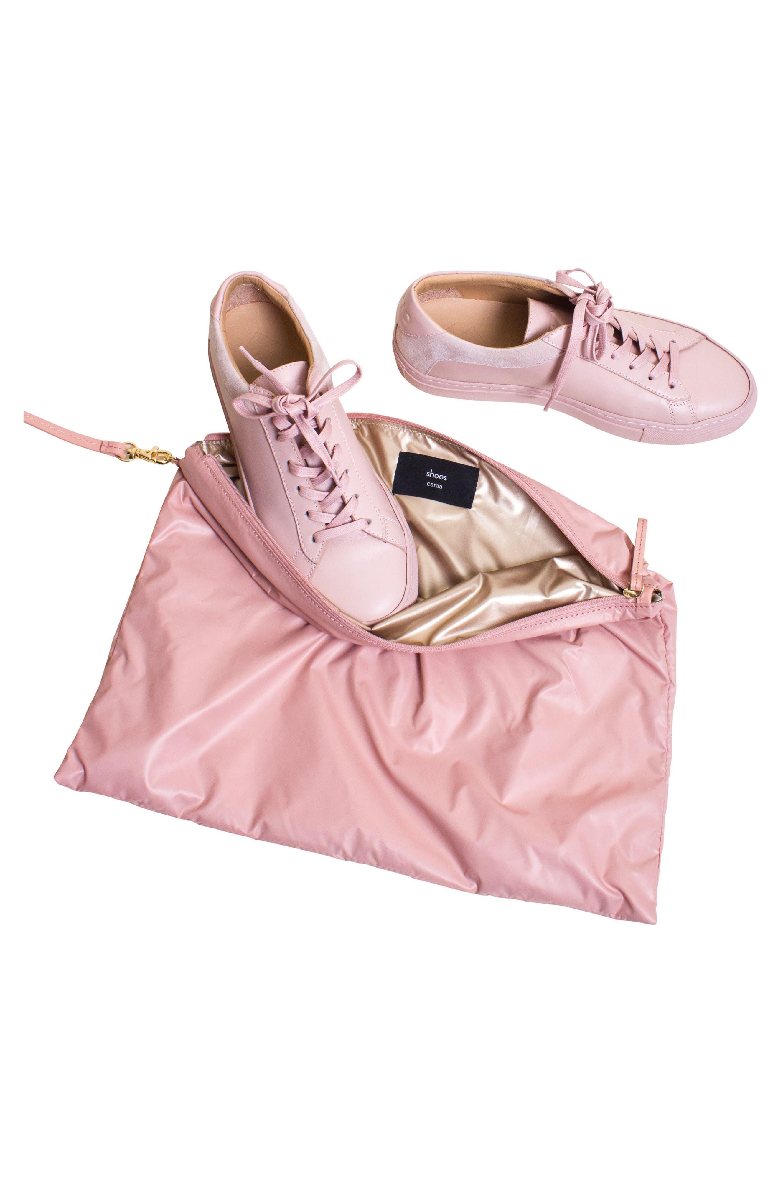Stratus Waterproof Backpack,                             Alternate thumbnail 7, color,                             Pink
