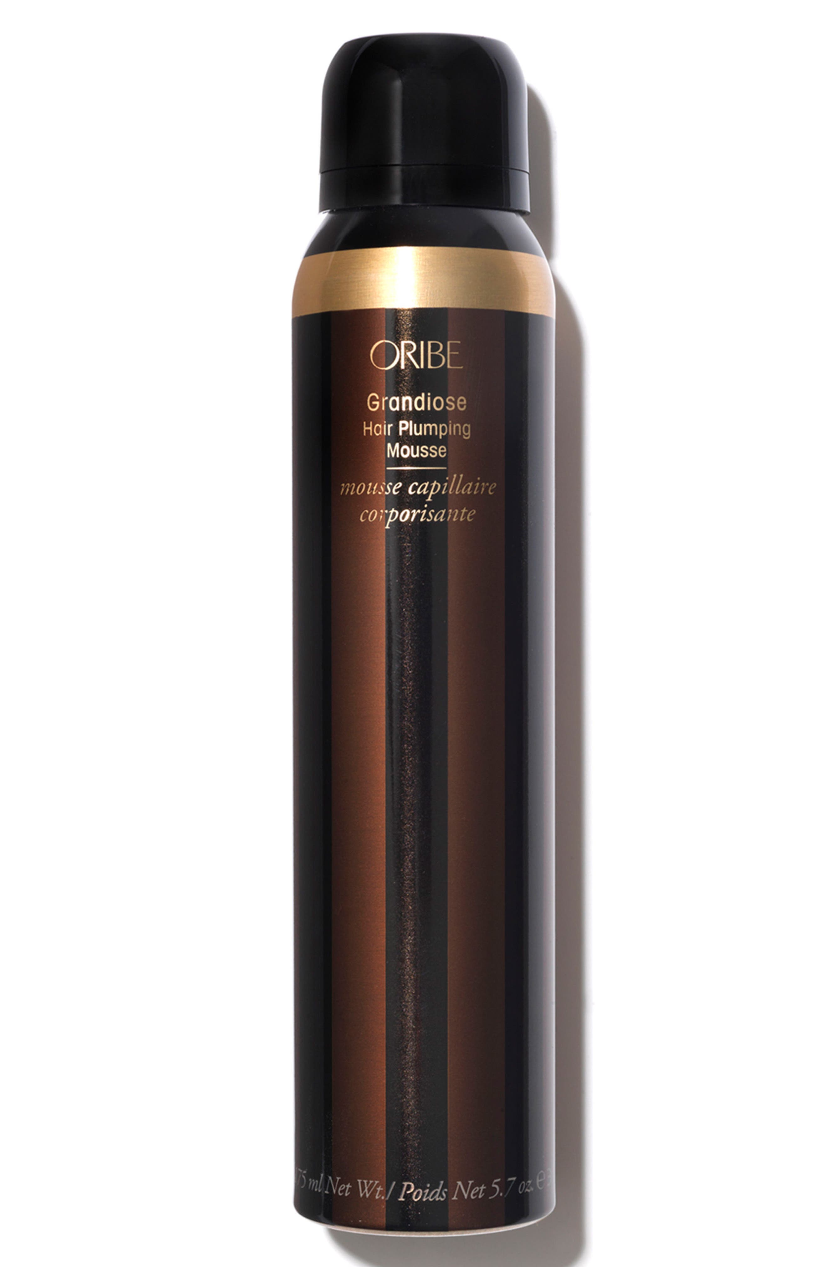 SPACE.NK.apothecary Oribe Grandiose Hair Plumping Mousse,                             Main thumbnail 1, color,                             No Color