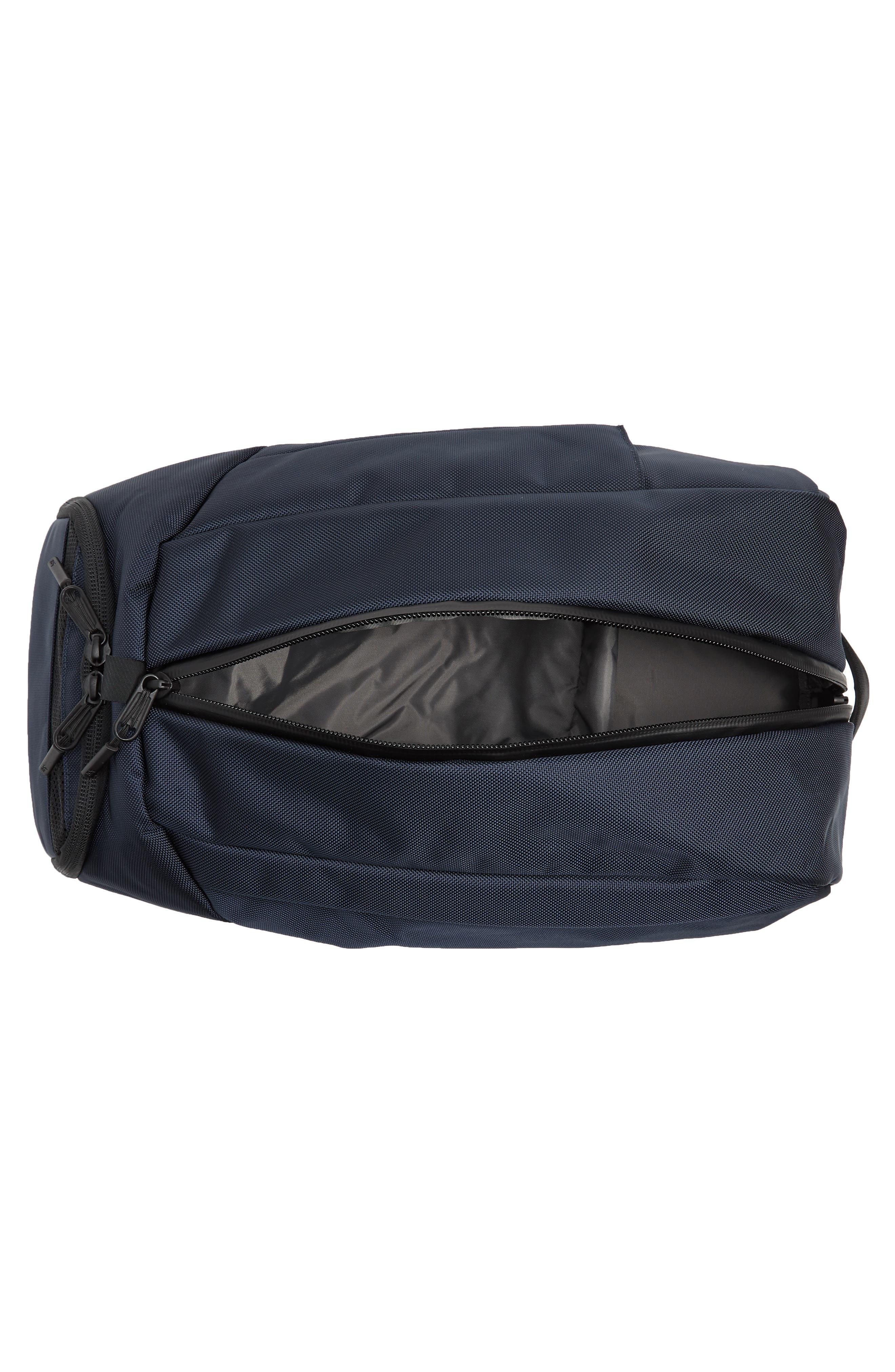 Duffel Pack 2 Convertible Backpack,                             Alternate thumbnail 5, color,                             Navy