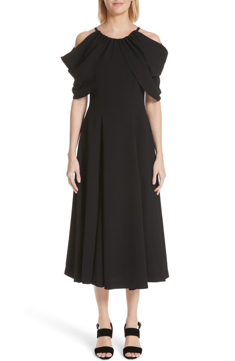 Sasha Cold Shoulder Dress