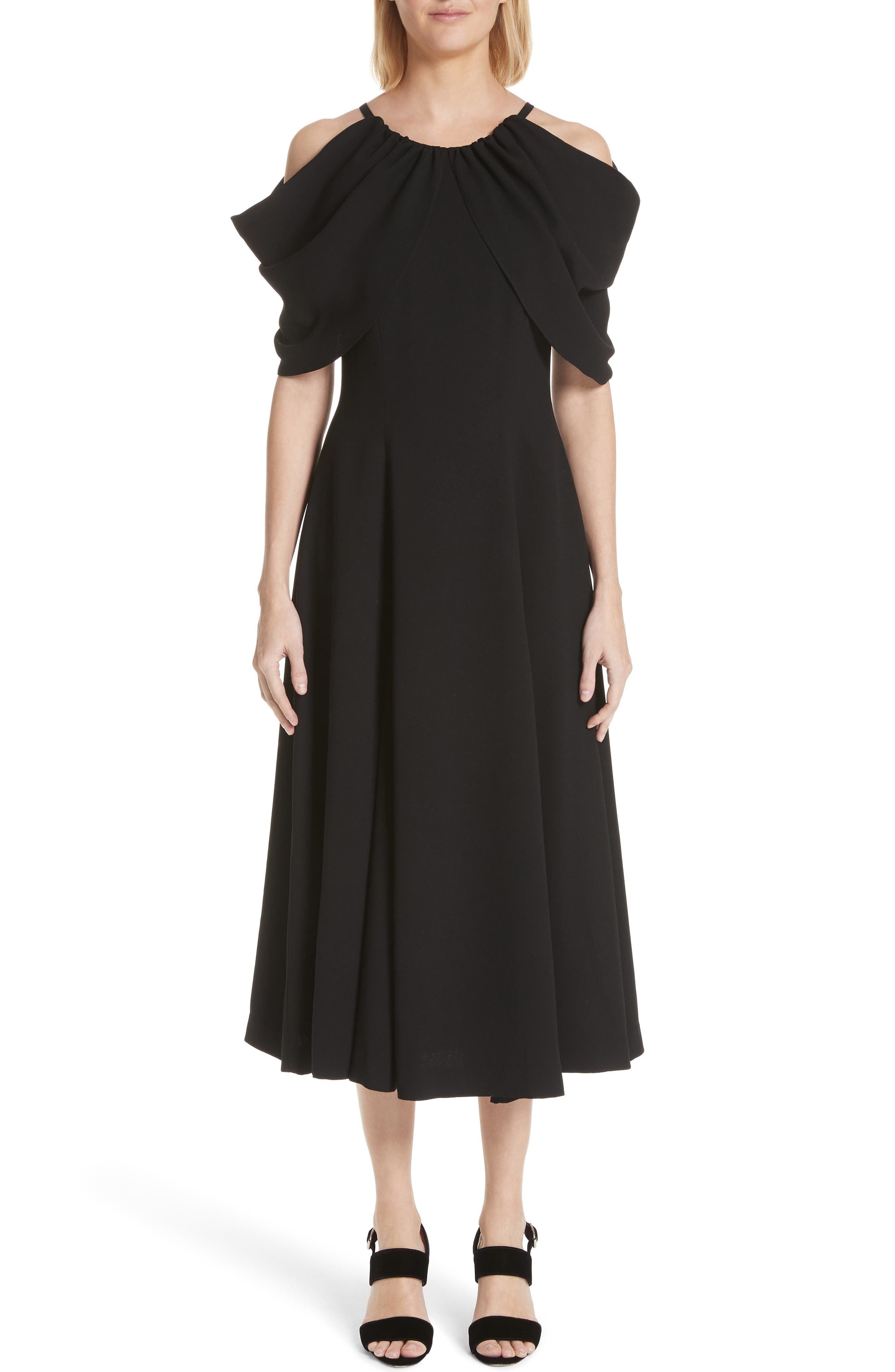 Rejina Pyo Sasha Cold Shoulder Dress