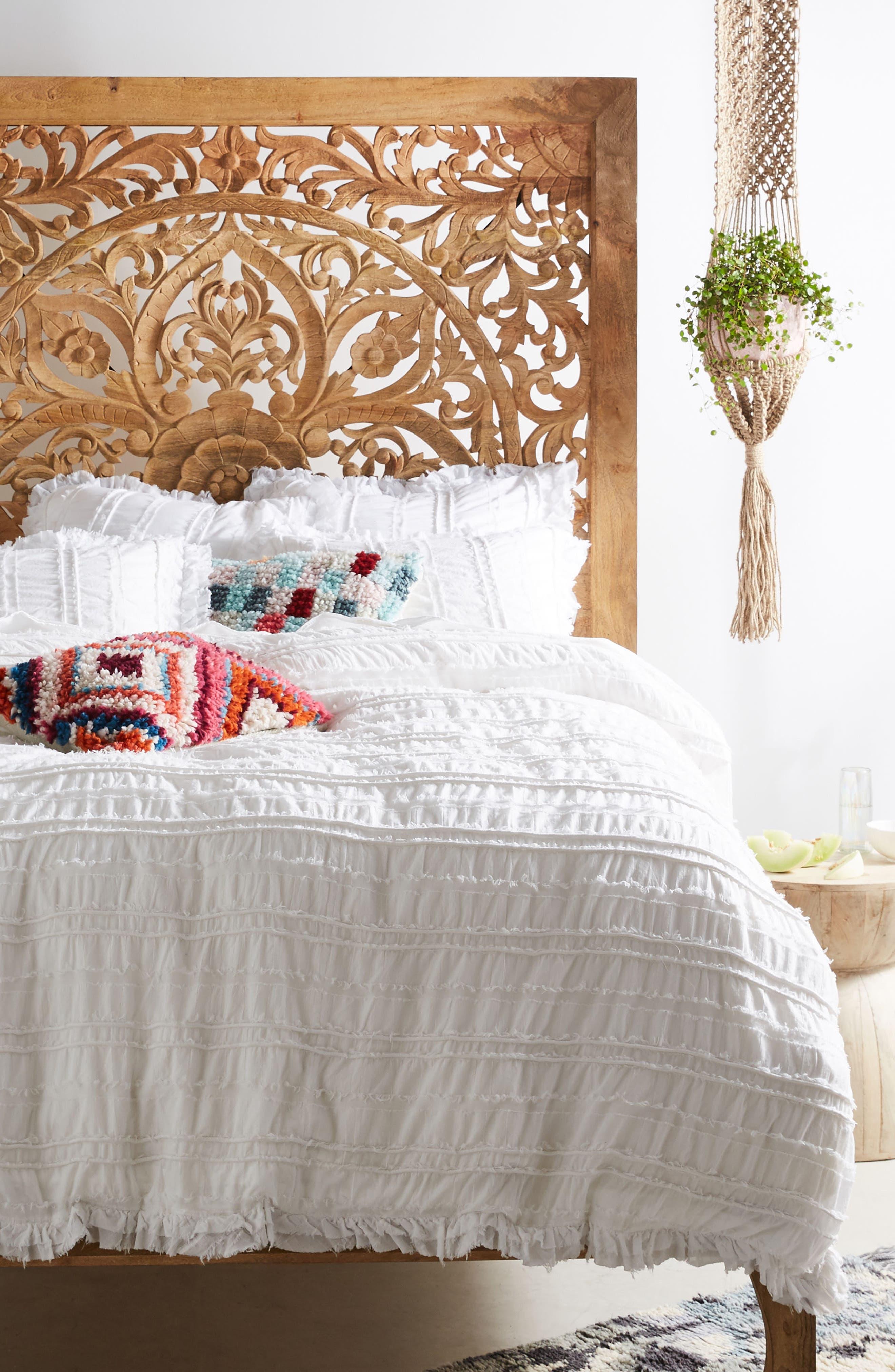 Corded Pillow Shams,                             Alternate thumbnail 4, color,