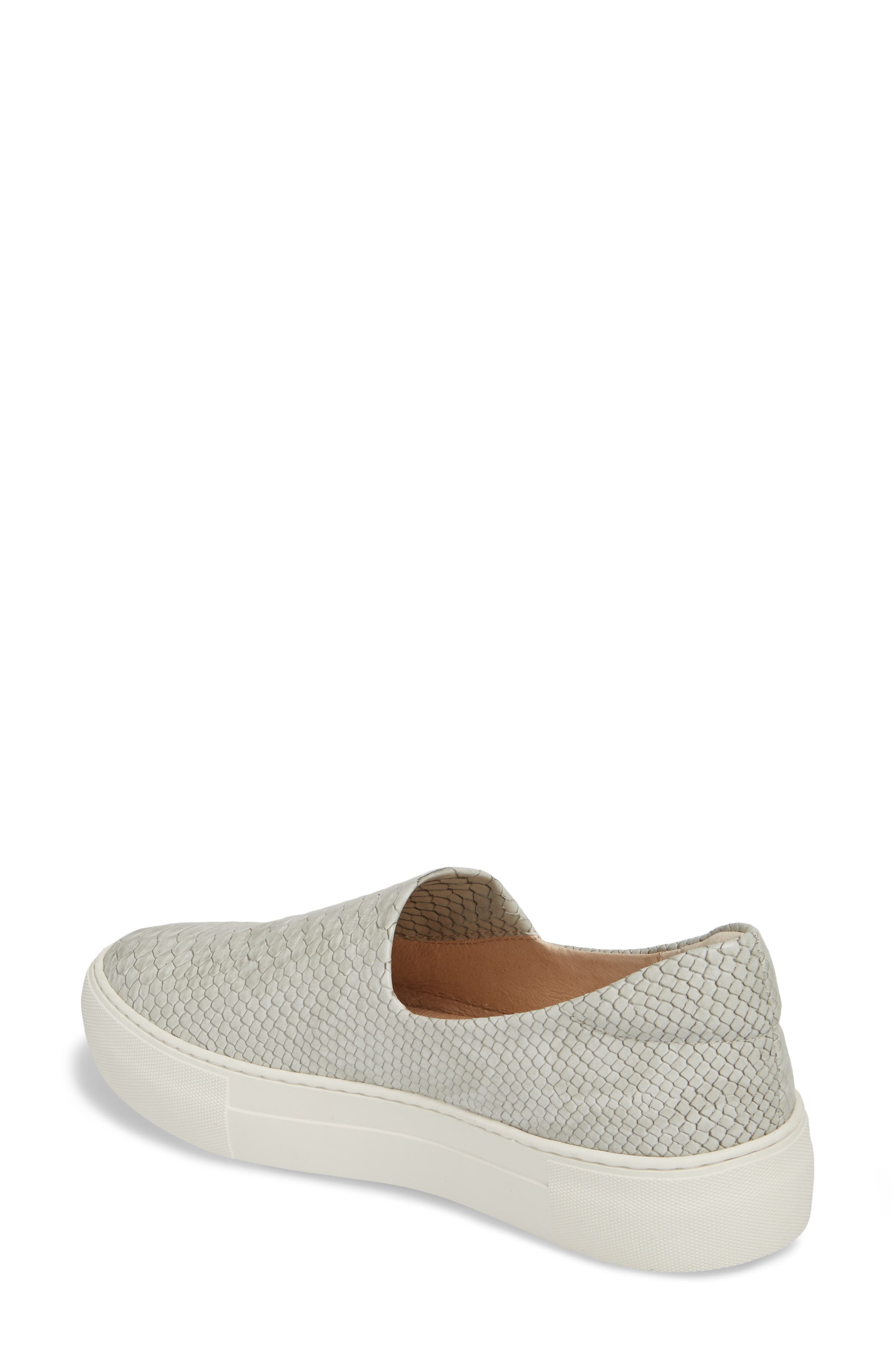 Read more Beige & Pink Suede One Slip-On Sneakers mSjOqqWlJ