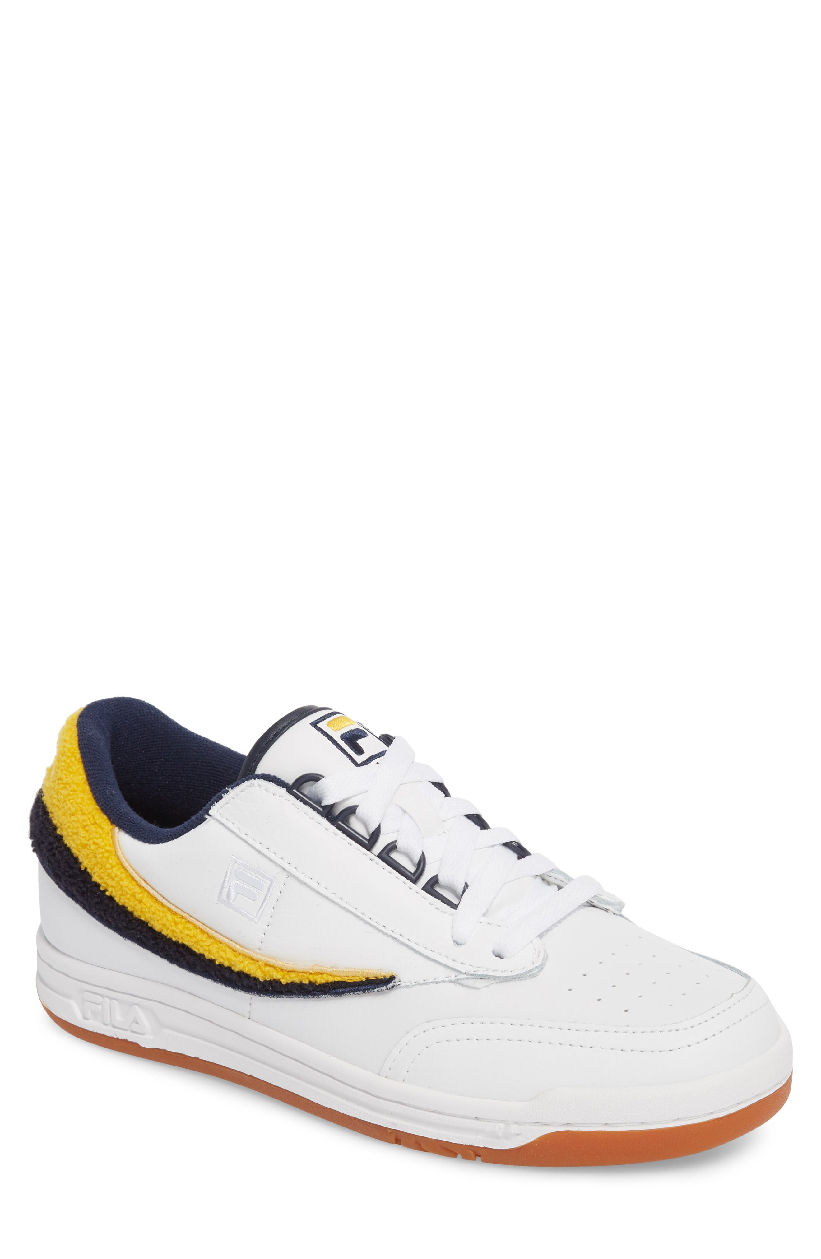 Alternate Image 1 Selected - FILA Original Varsity Sneaker (Men)