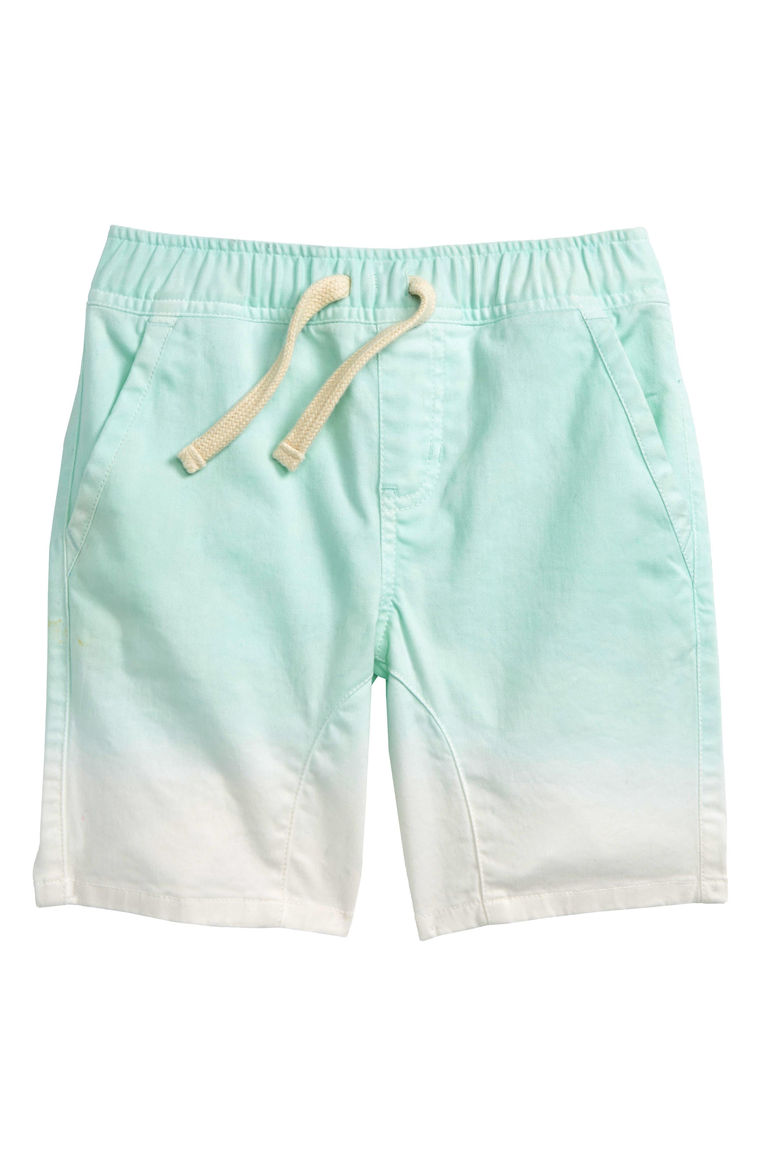 Tucker + Tate Dip Dye Knit Shorts (Toddler Boys & Little Boys)