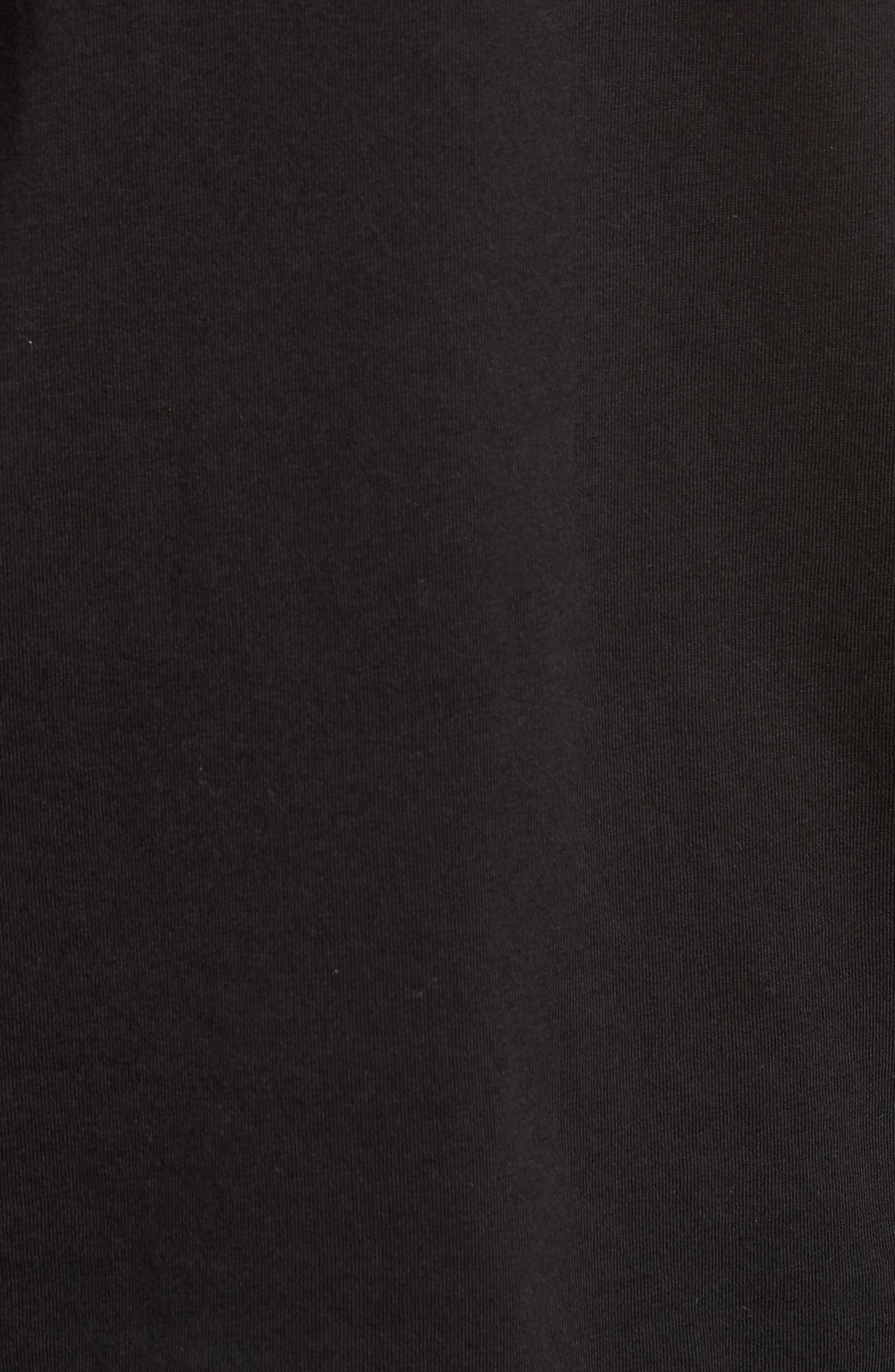 Kurt Cobain Classic T-Shirt,                             Alternate thumbnail 5, color,                             Vintage Black
