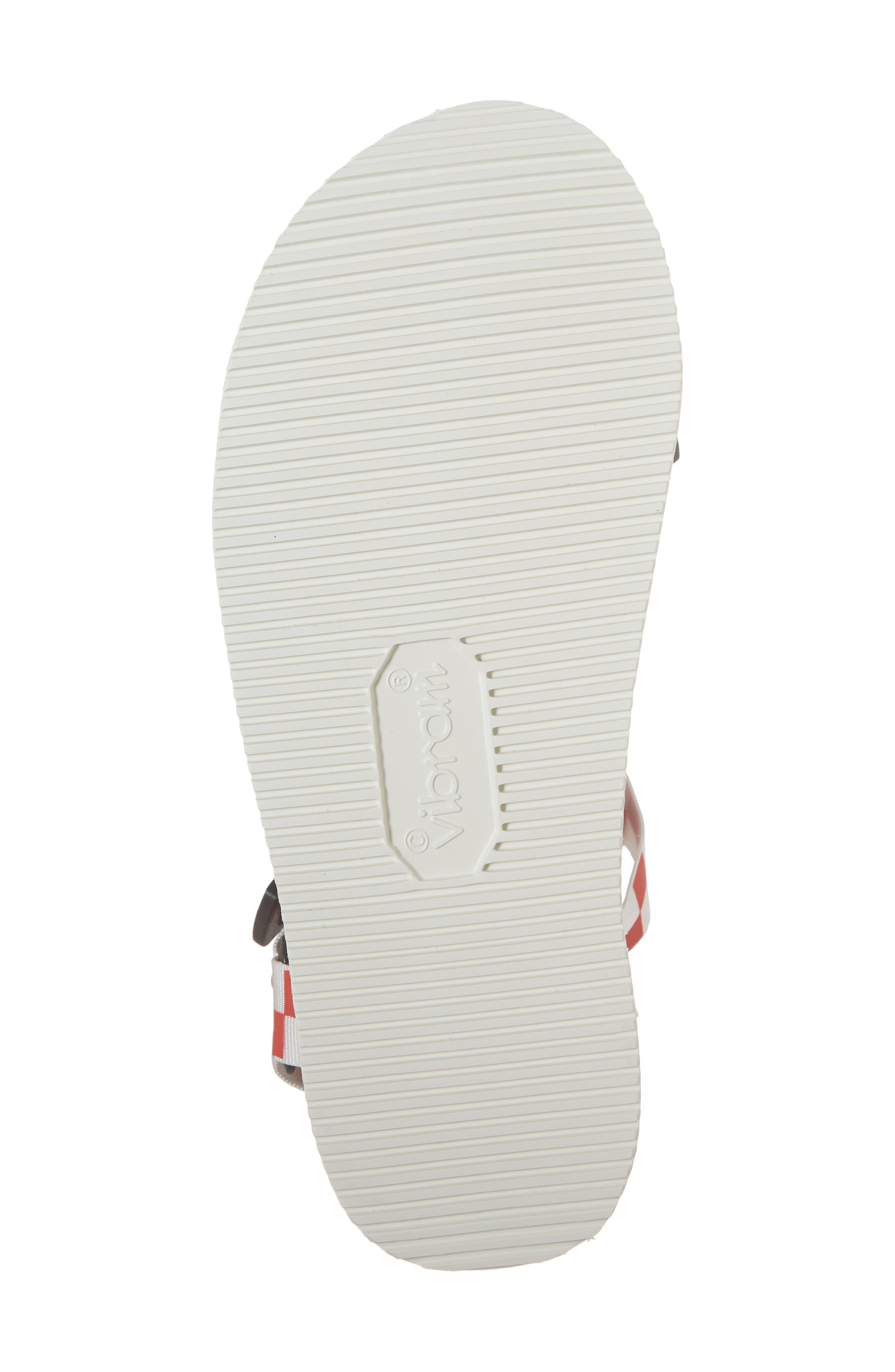 Depa Sport Sandal,                             Alternate thumbnail 6, color,                             Red