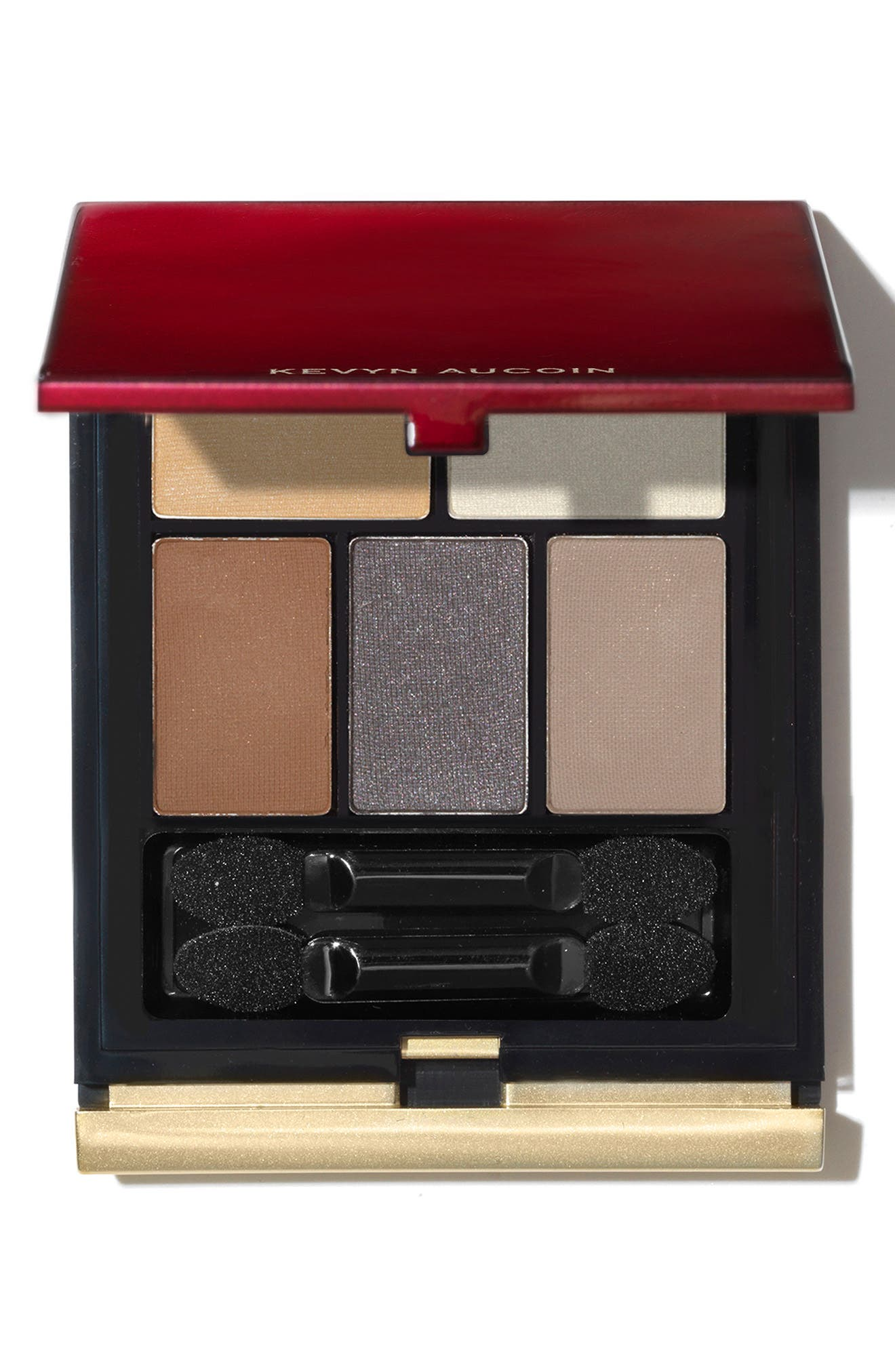 SPACE.NK.apothecary Kevyn Aucoin Beauty The Essential Eyeshadow Set,                             Main thumbnail 1, color,                             #3