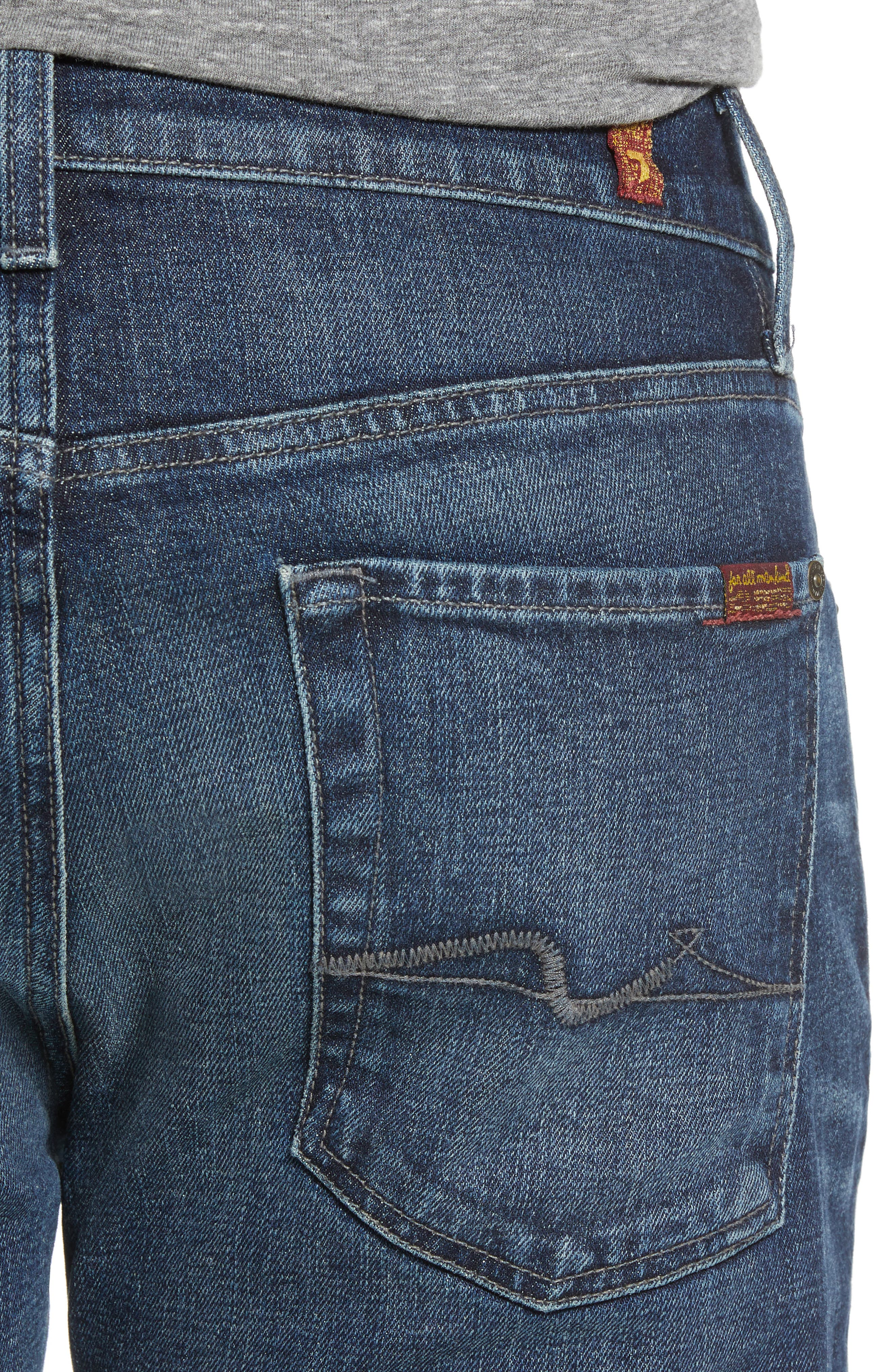 Austyn Relaxed Fit Jeans,                             Alternate thumbnail 4, color,                             Untouchable