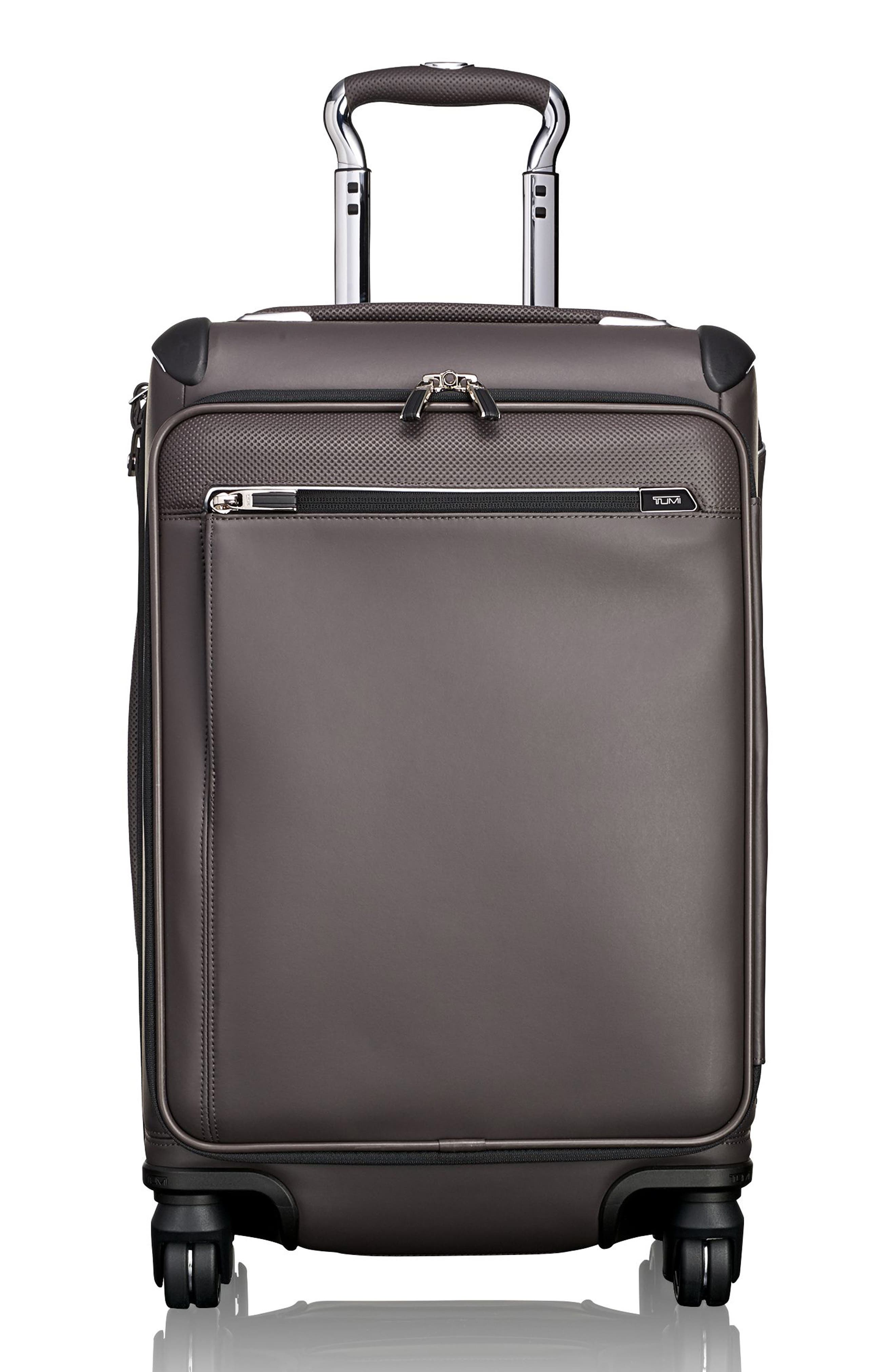 Arrivé - Gatwick International Carry-On,                             Main thumbnail 1, color,                             Taupe
