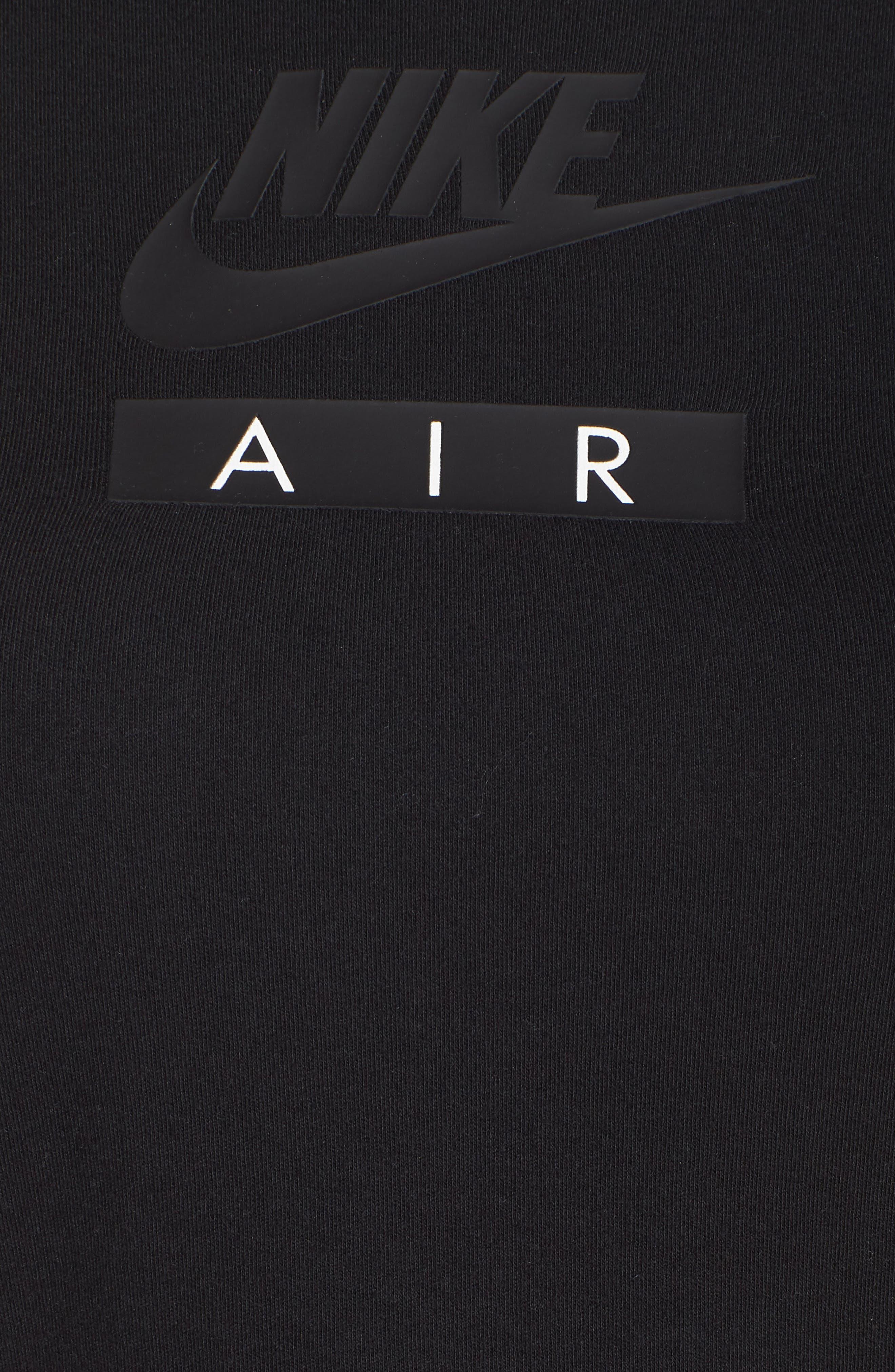 Alternate Image 5  - Nike Sportswear Baby Air Crop Tee