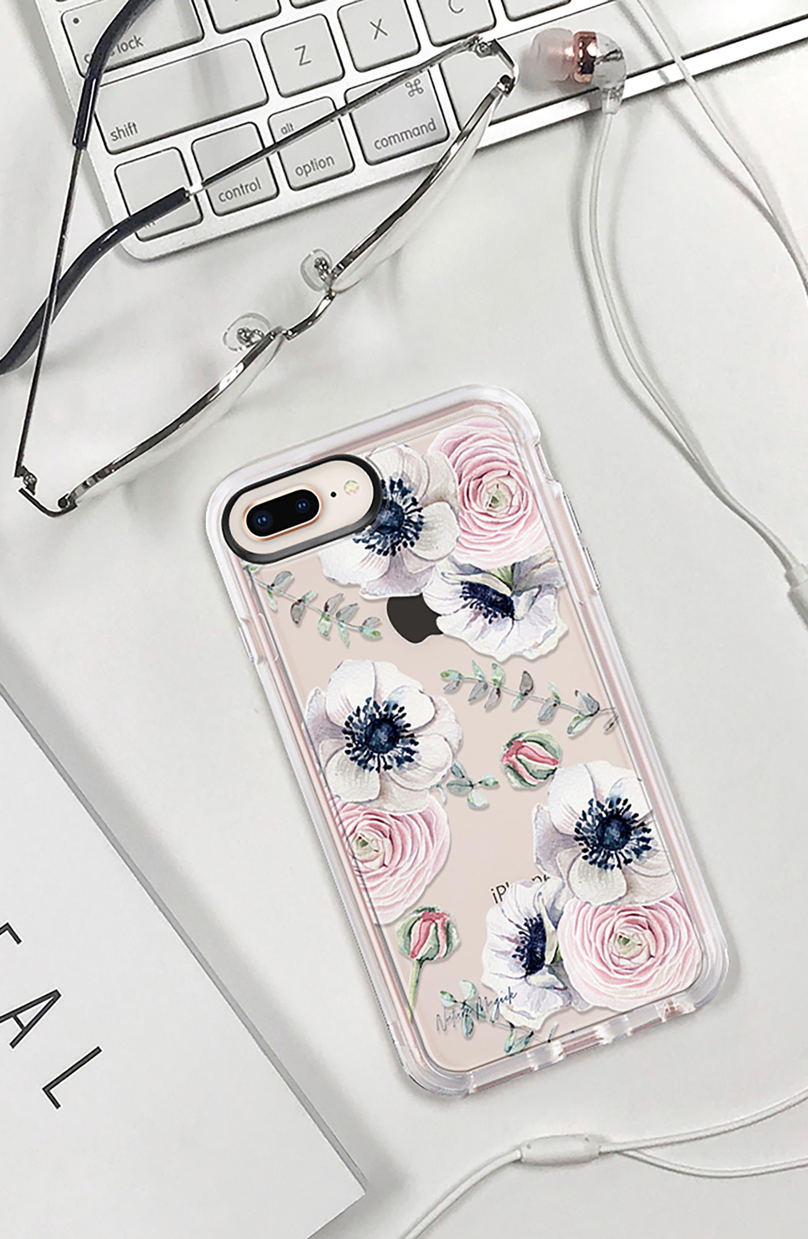 Alternate Image 5  - Casetify Blossom Love iPhone 7/8 & 7/8 Plus Case