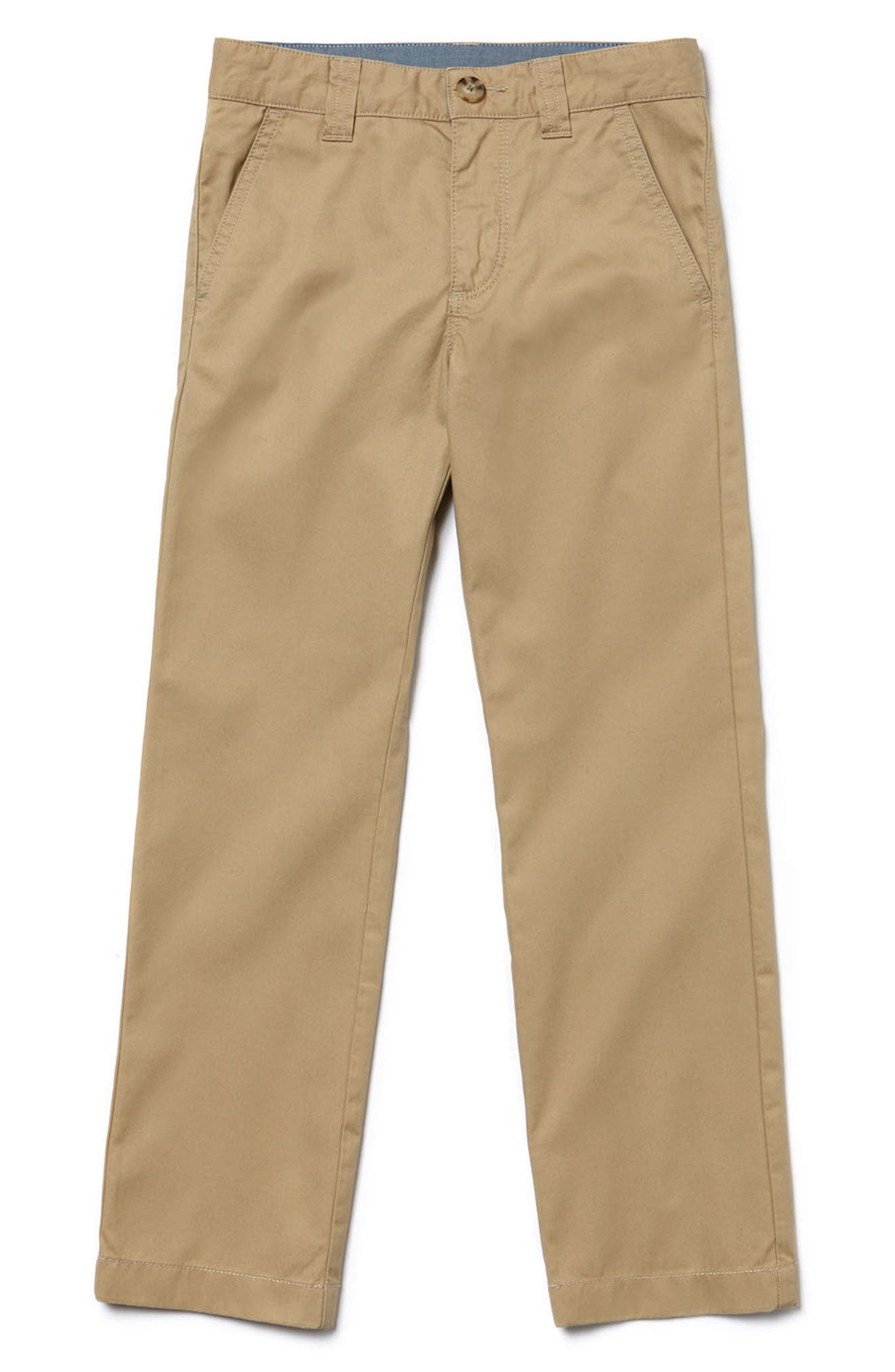 Alternate Image 1 Selected - Lacoste Classic Chinos (Little Boys)