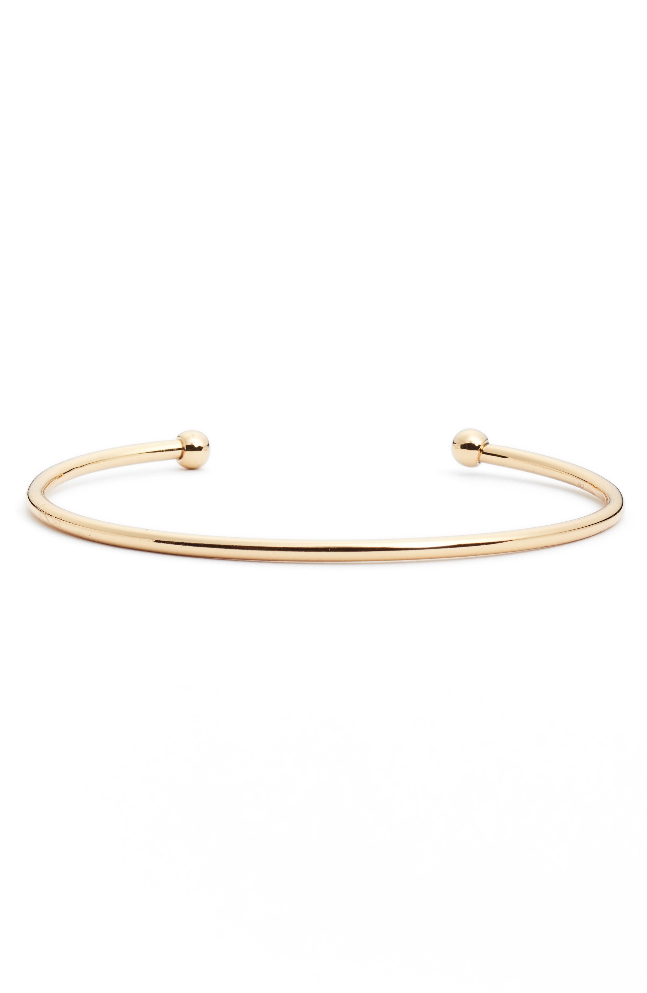 Break Free Bracelet,                         Main,                         color, Gold