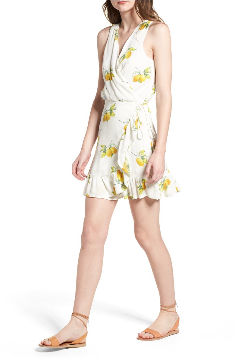 b7b231f6abc Madison Wrap Dress by Rails